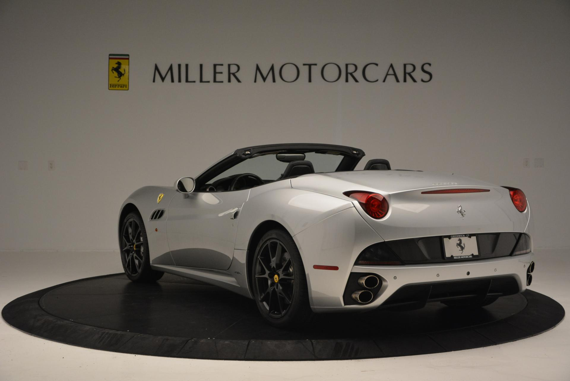 Used 2012 Ferrari California  For Sale In Greenwich, CT. Alfa Romeo of Greenwich, 4318 134_p5