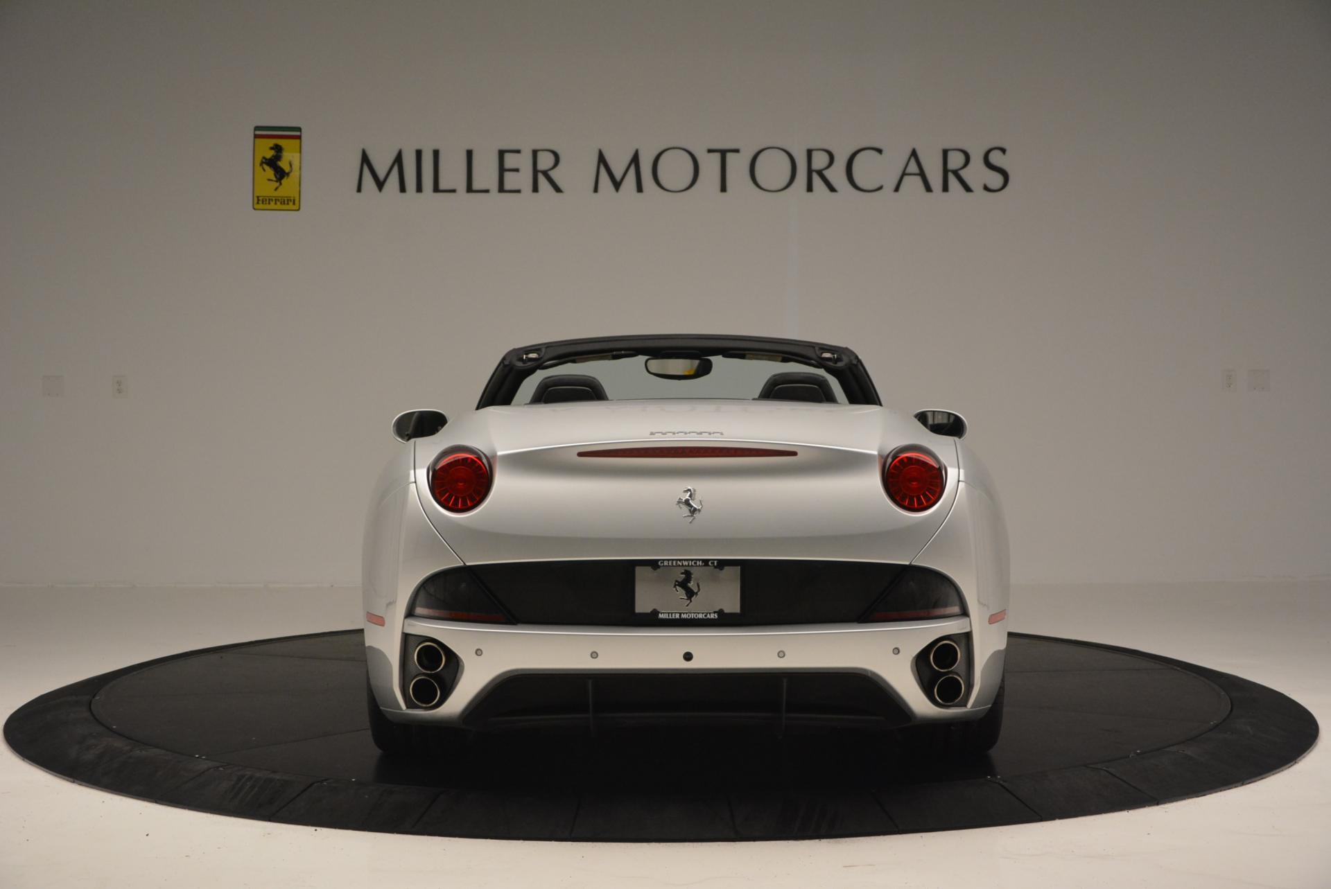 Used 2012 Ferrari California  For Sale In Greenwich, CT. Alfa Romeo of Greenwich, 4318 134_p6