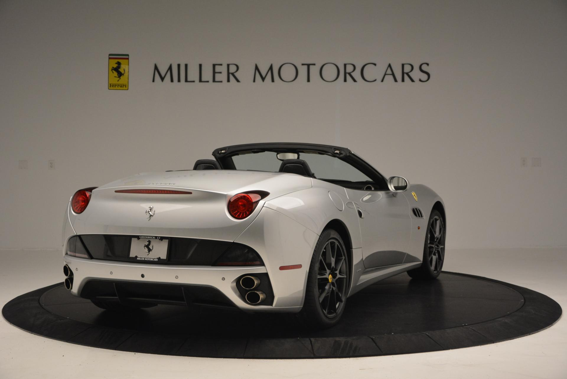 Used 2012 Ferrari California  For Sale In Greenwich, CT. Alfa Romeo of Greenwich, 4318 134_p7