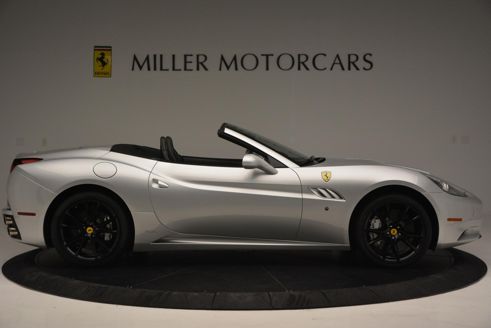 Used 2012 Ferrari California  For Sale In Greenwich, CT. Alfa Romeo of Greenwich, 4318 134_p9