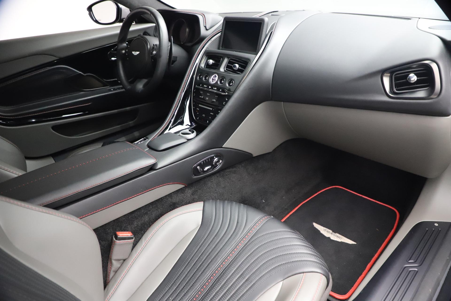 New 2017 Aston Martin DB11  For Sale In Greenwich, CT. Alfa Romeo of Greenwich, A1235 1340_p18
