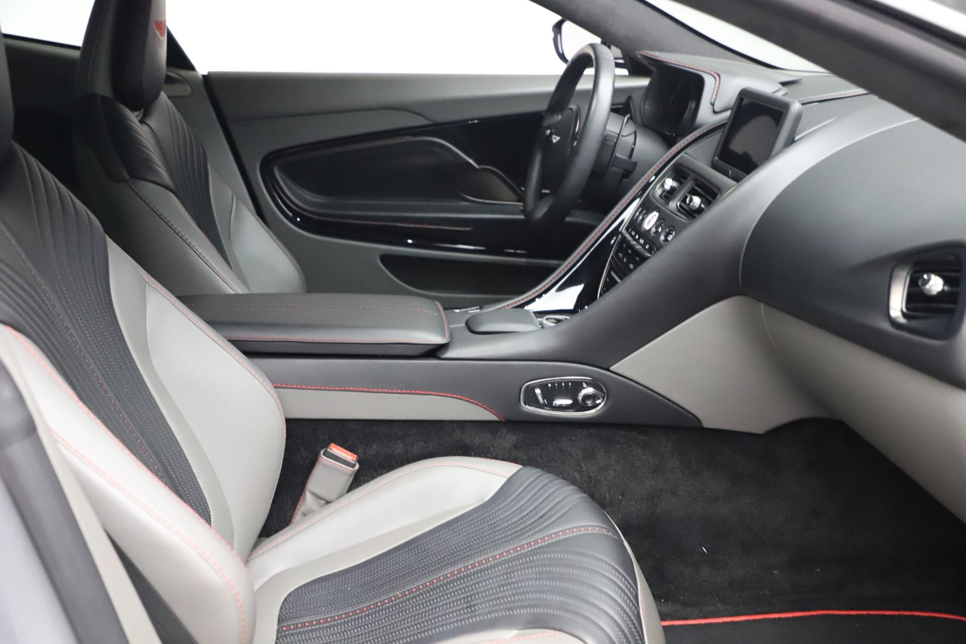 New 2017 Aston Martin DB11  For Sale In Greenwich, CT. Alfa Romeo of Greenwich, A1235 1340_p19