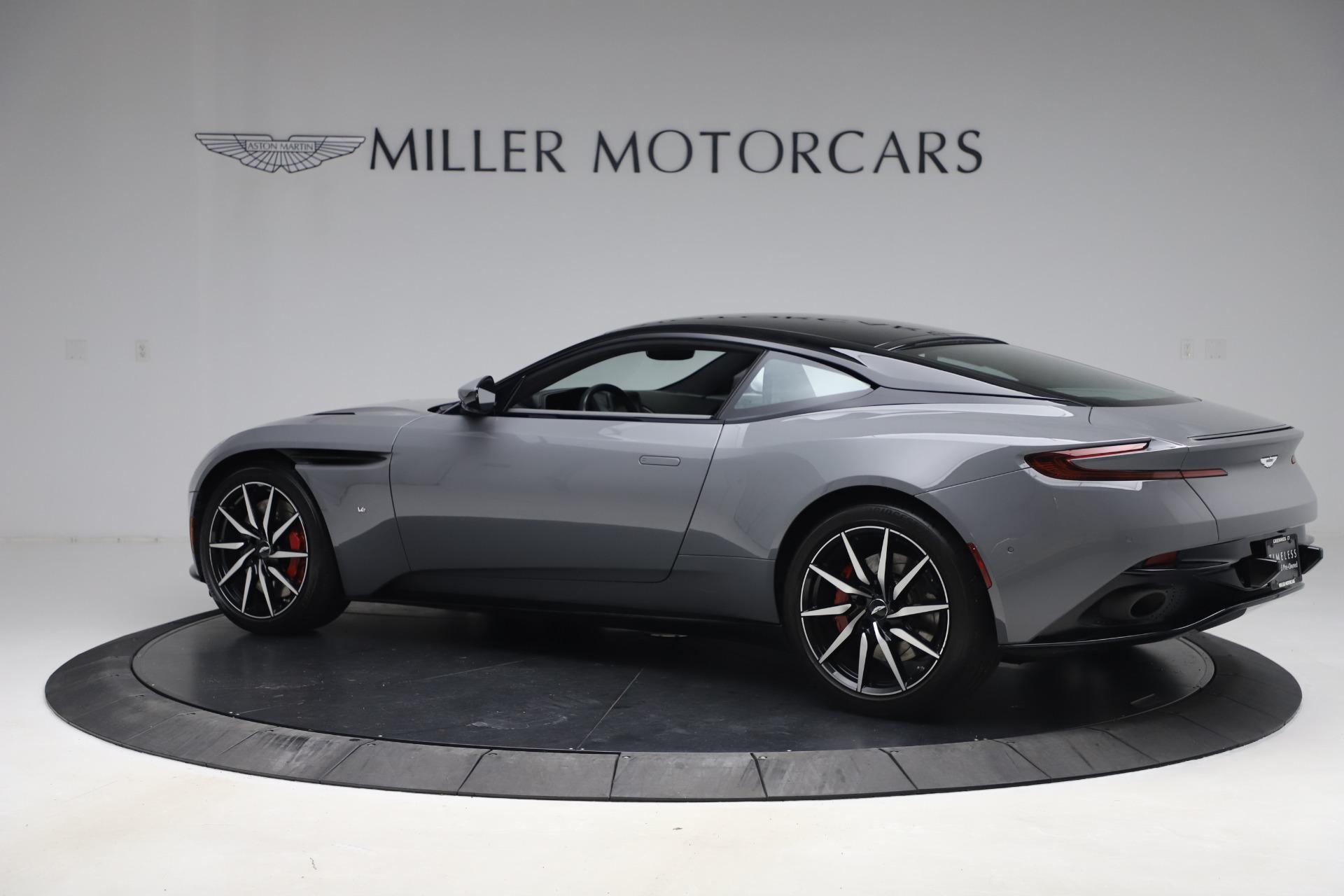 New 2017 Aston Martin DB11  For Sale In Greenwich, CT. Alfa Romeo of Greenwich, A1235 1340_p3