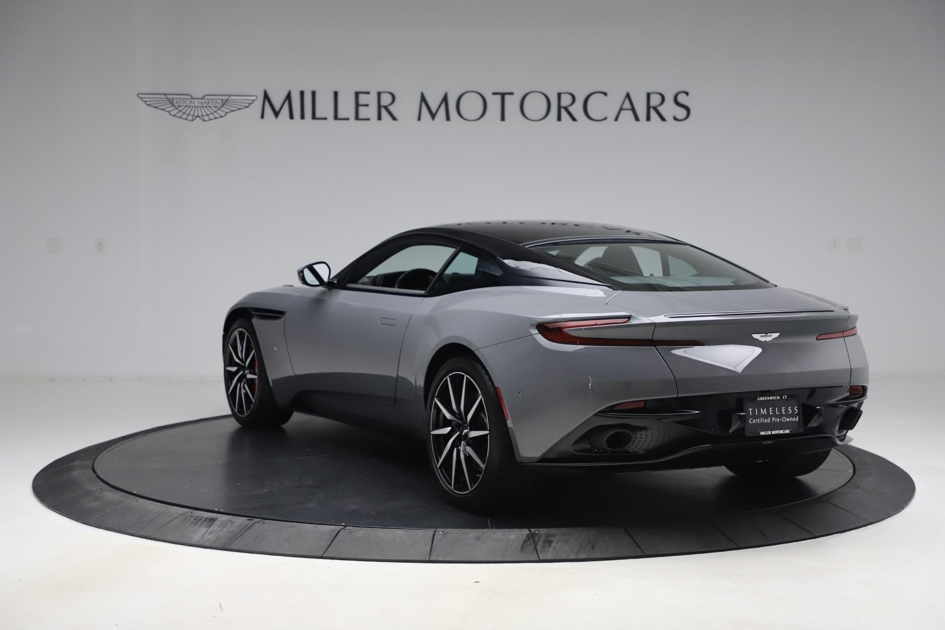 New 2017 Aston Martin DB11  For Sale In Greenwich, CT. Alfa Romeo of Greenwich, A1235 1340_p4