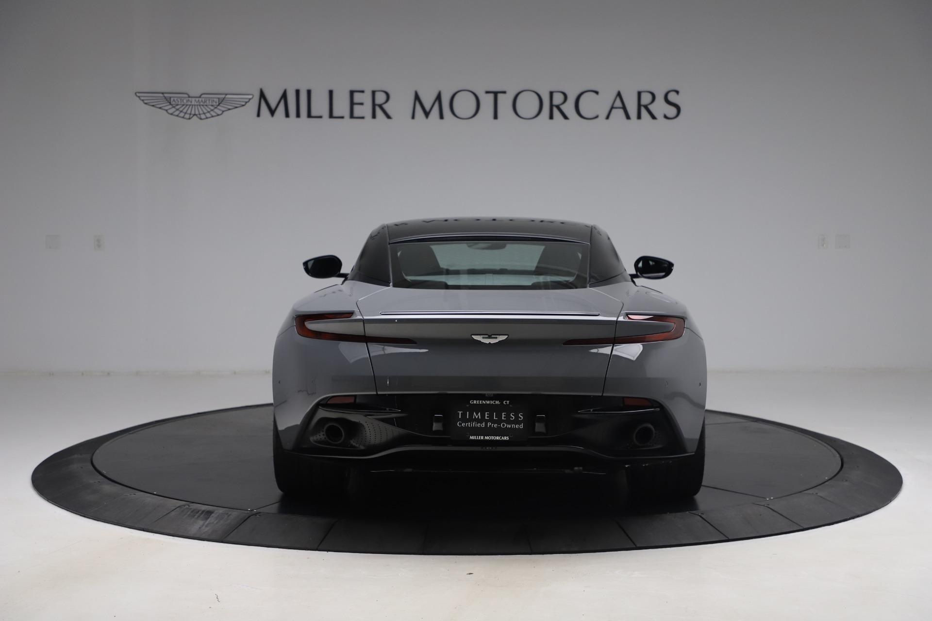 New 2017 Aston Martin DB11  For Sale In Greenwich, CT. Alfa Romeo of Greenwich, A1235 1340_p5