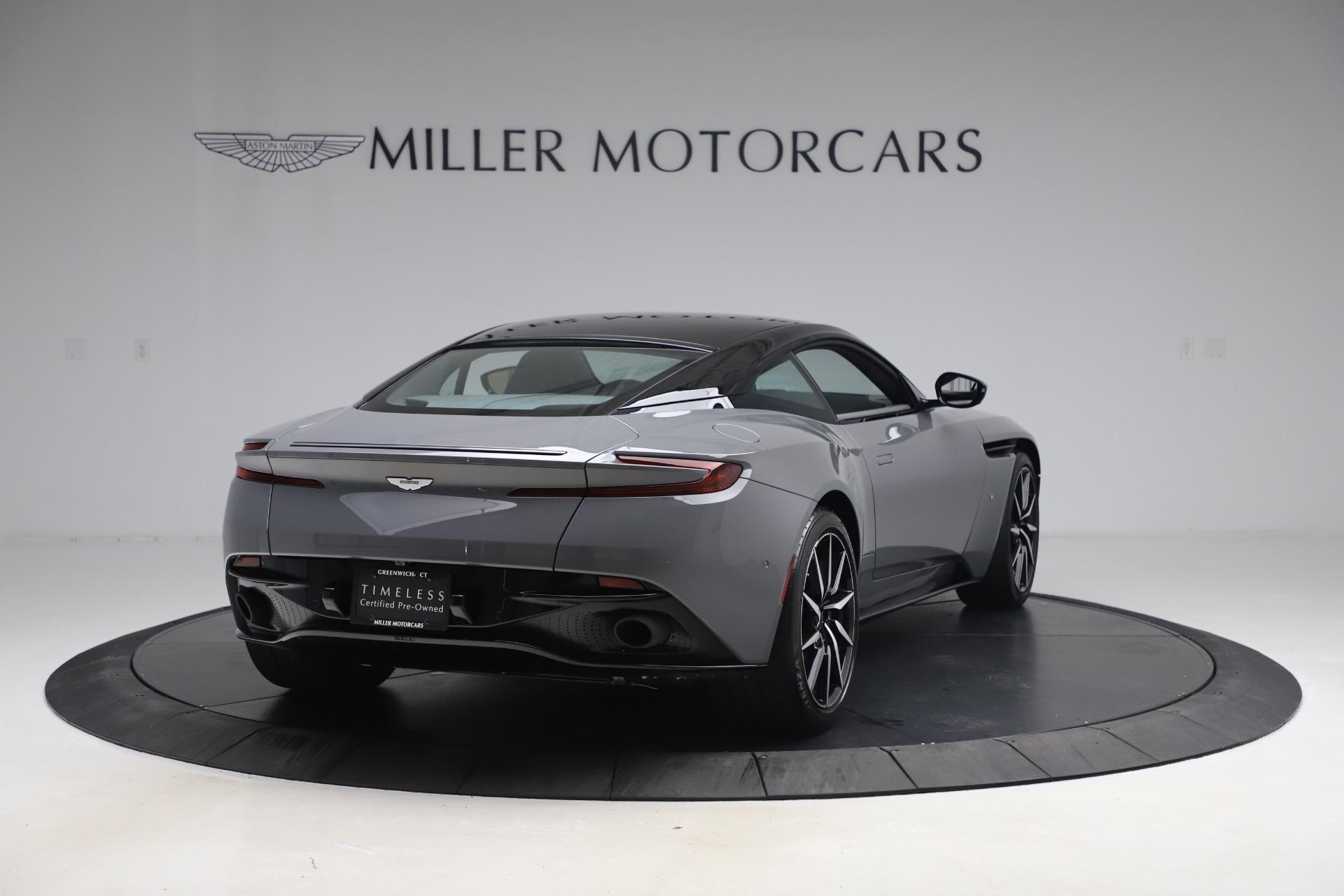 New 2017 Aston Martin DB11  For Sale In Greenwich, CT. Alfa Romeo of Greenwich, A1235 1340_p6