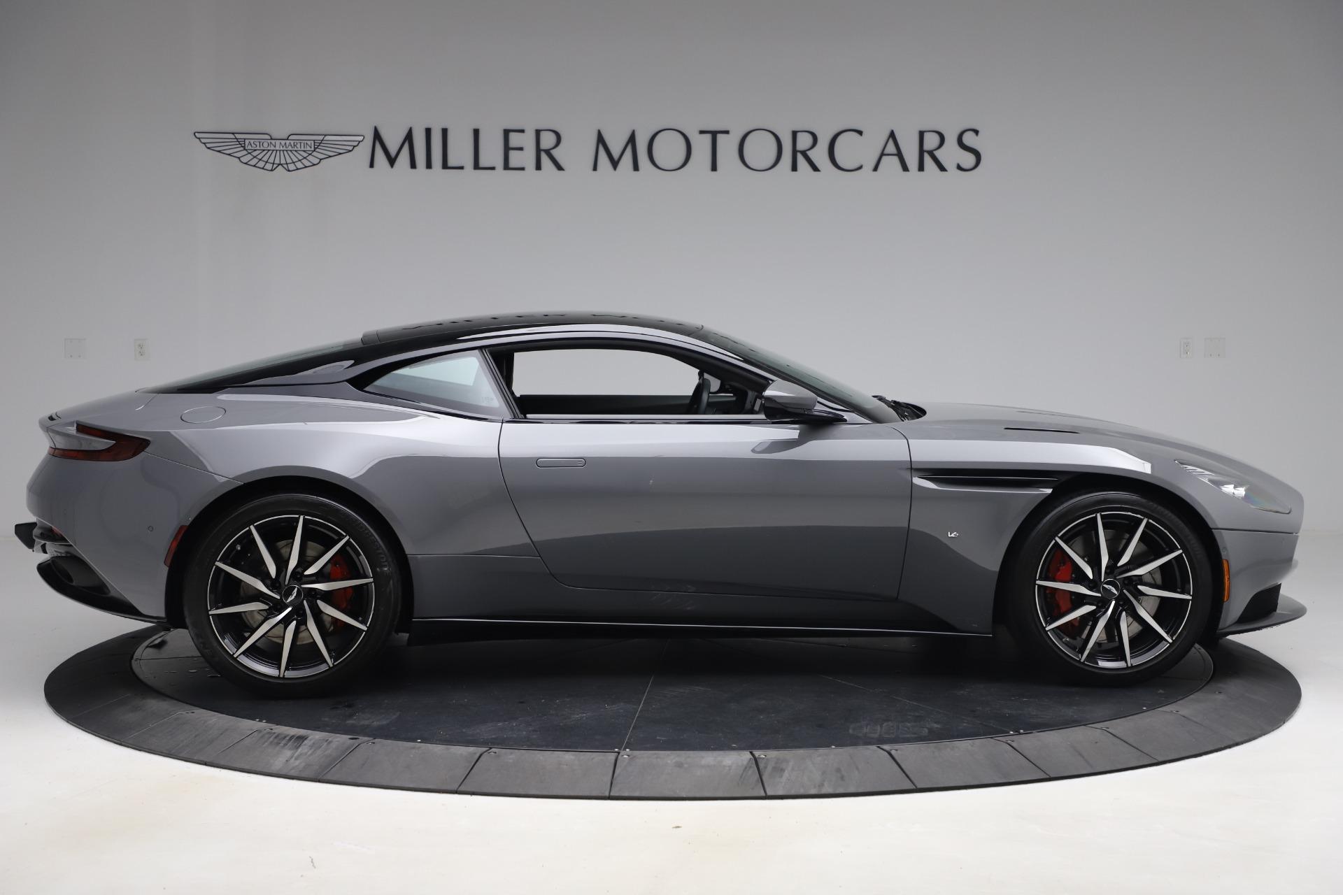 New 2017 Aston Martin DB11  For Sale In Greenwich, CT. Alfa Romeo of Greenwich, A1235 1340_p8