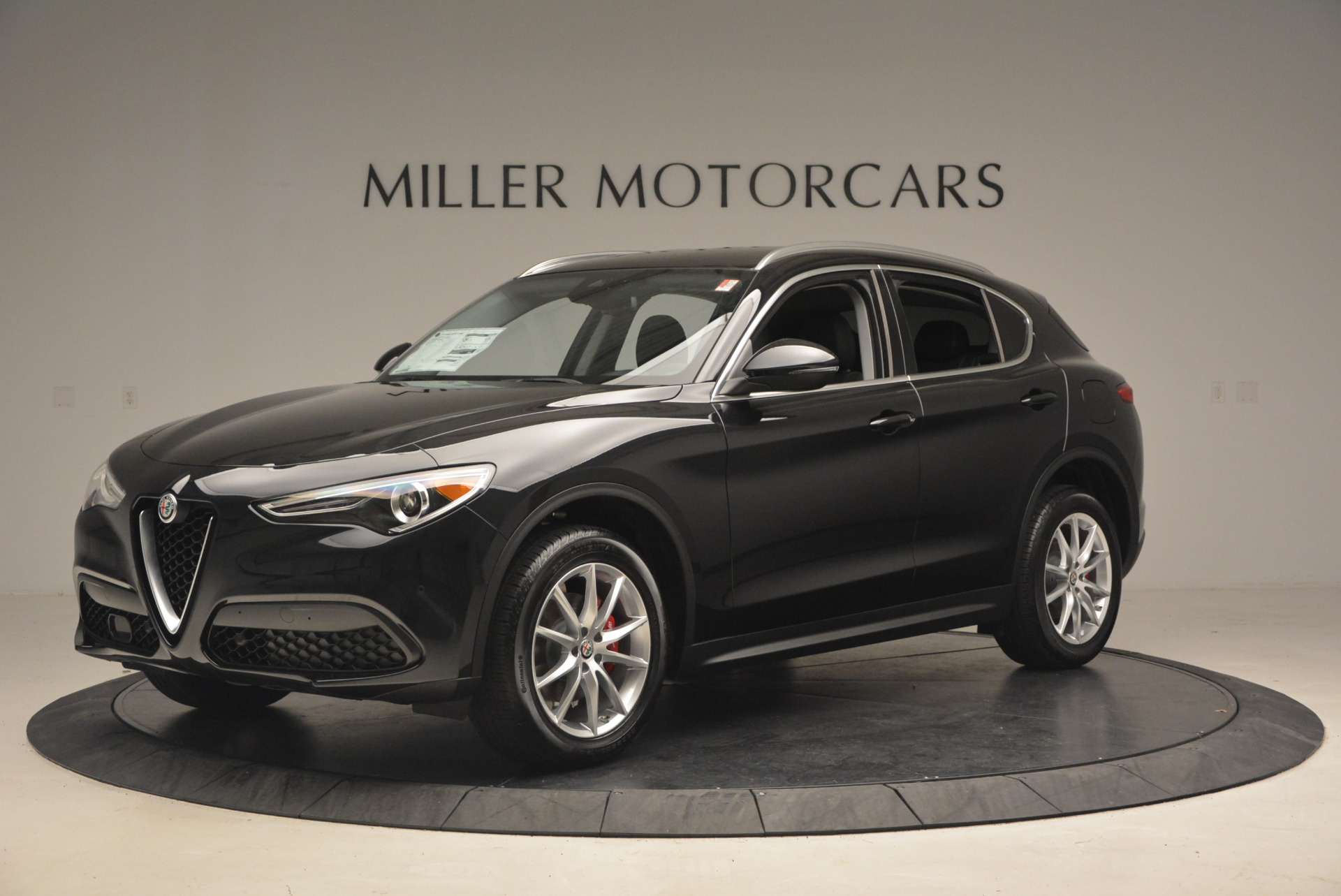 New 2018 Alfa Romeo Stelvio Ti Q4 For Sale In Greenwich, CT. Alfa Romeo of Greenwich, L164
