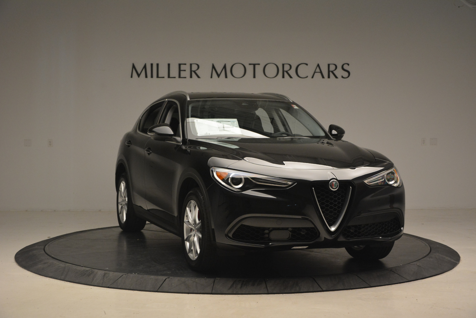 New 2018 Alfa Romeo Stelvio Ti Q4 For Sale In Greenwich, CT. Alfa Romeo of Greenwich, L164 1351_p10