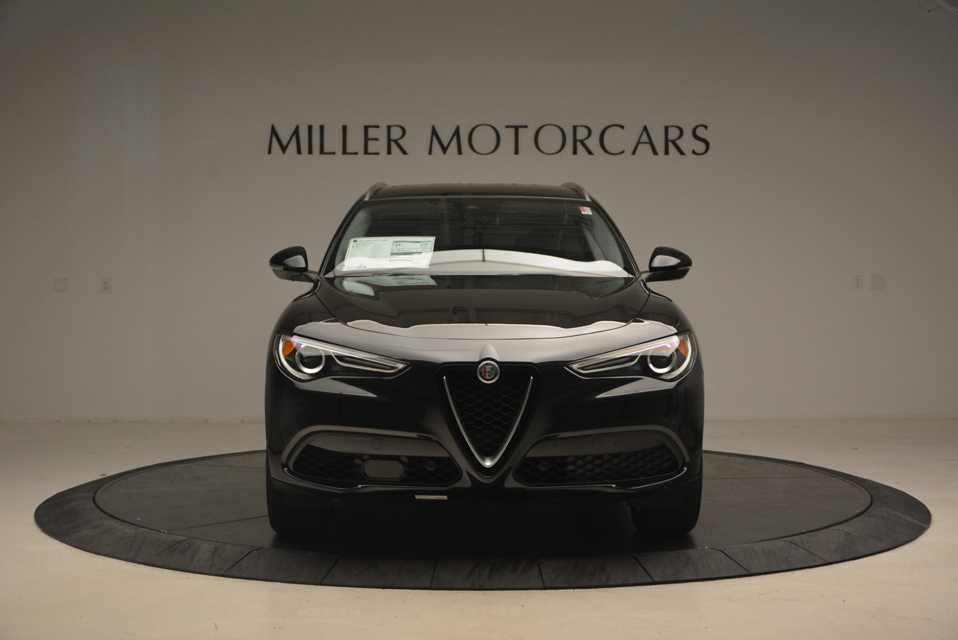 New 2018 Alfa Romeo Stelvio Ti Q4 For Sale In Greenwich, CT. Alfa Romeo of Greenwich, L164 1351_p11