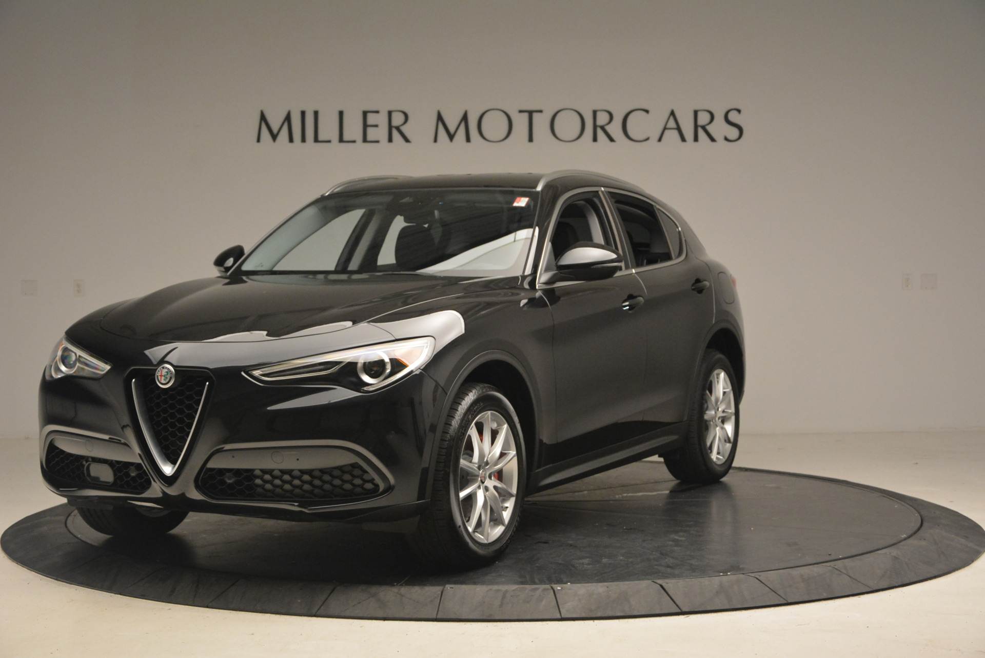 New 2018 Alfa Romeo Stelvio Ti Q4 For Sale In Greenwich, CT. Alfa Romeo of Greenwich, L164 1351_p12
