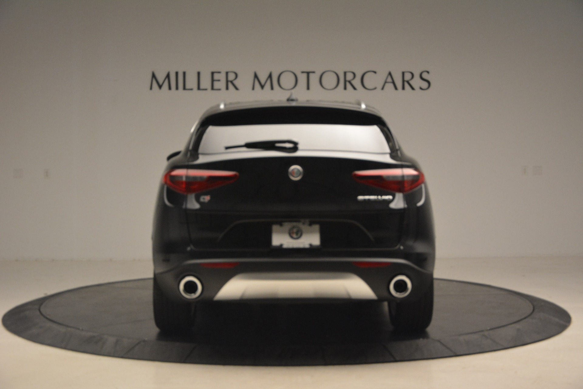 New 2018 Alfa Romeo Stelvio Ti Q4 For Sale In Greenwich, CT. Alfa Romeo of Greenwich, L164 1351_p5