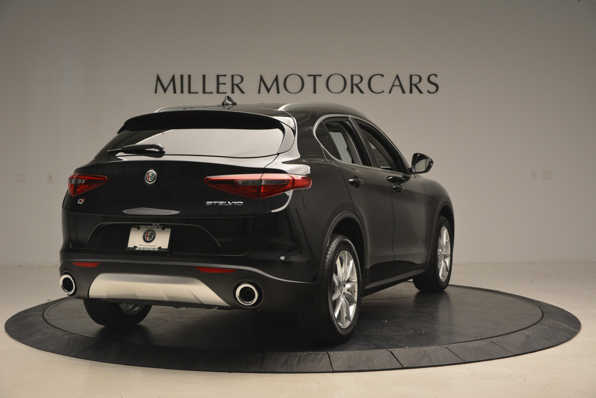 New 2018 Alfa Romeo Stelvio Ti Q4 For Sale In Greenwich, CT. Alfa Romeo of Greenwich, L164 1351_p6