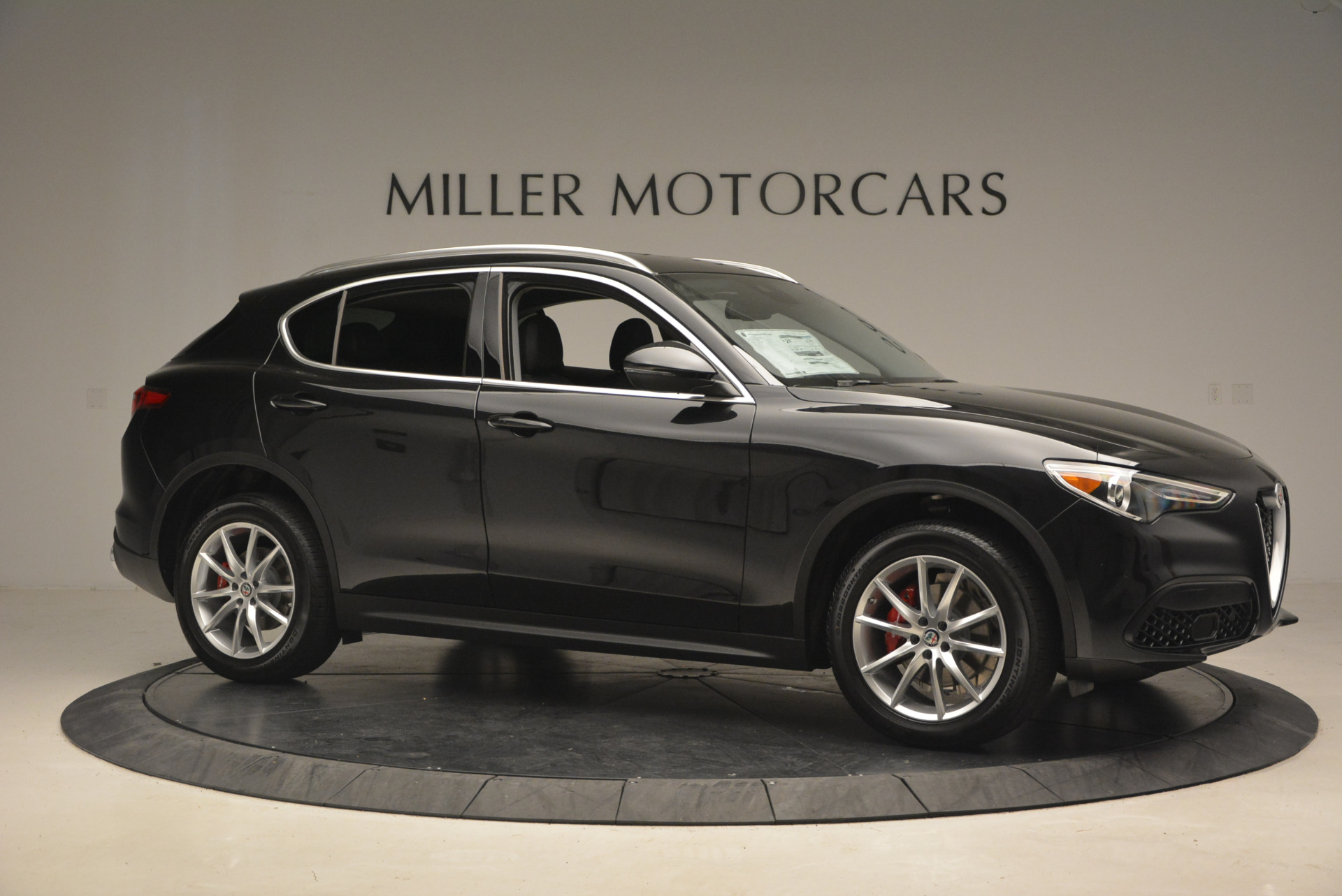 New 2018 Alfa Romeo Stelvio Ti Q4 For Sale In Greenwich, CT. Alfa Romeo of Greenwich, L164 1351_p9