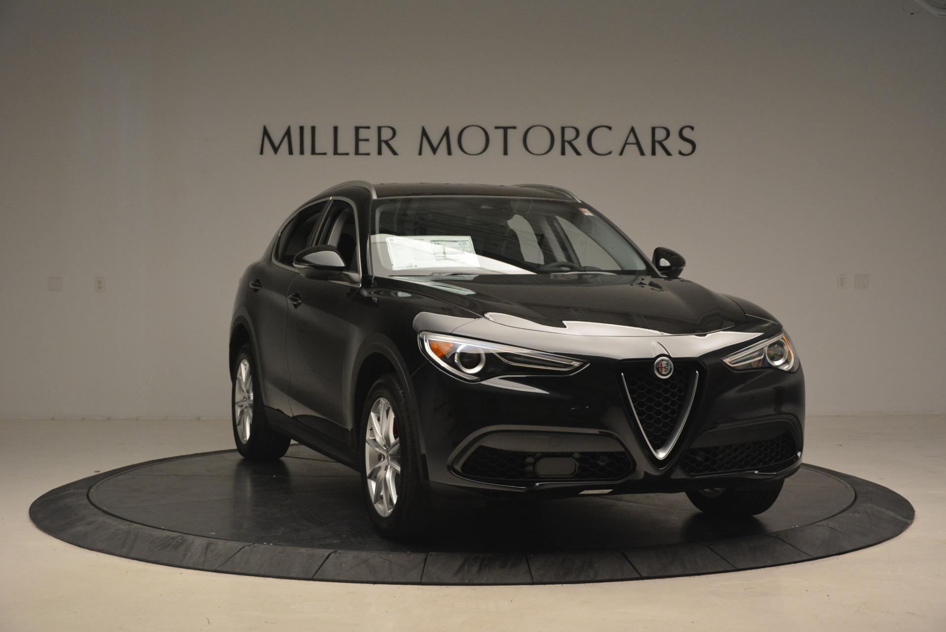 New 2018 Alfa Romeo Stelvio Ti Q4 For Sale In Greenwich, CT. Alfa Romeo of Greenwich, L367 1352_p11