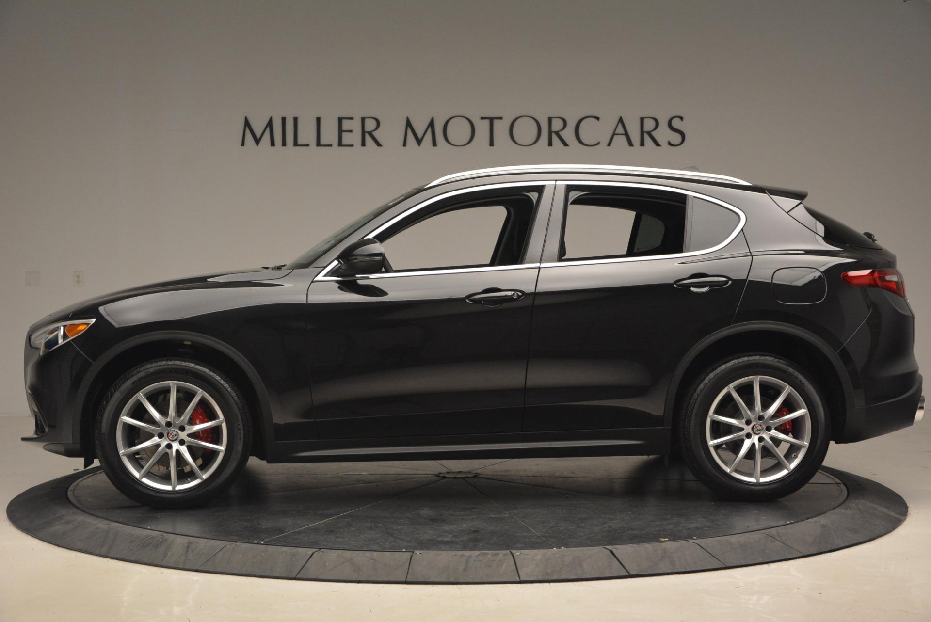 New 2018 Alfa Romeo Stelvio Ti Q4 For Sale In Greenwich, CT. Alfa Romeo of Greenwich, L367 1352_p3