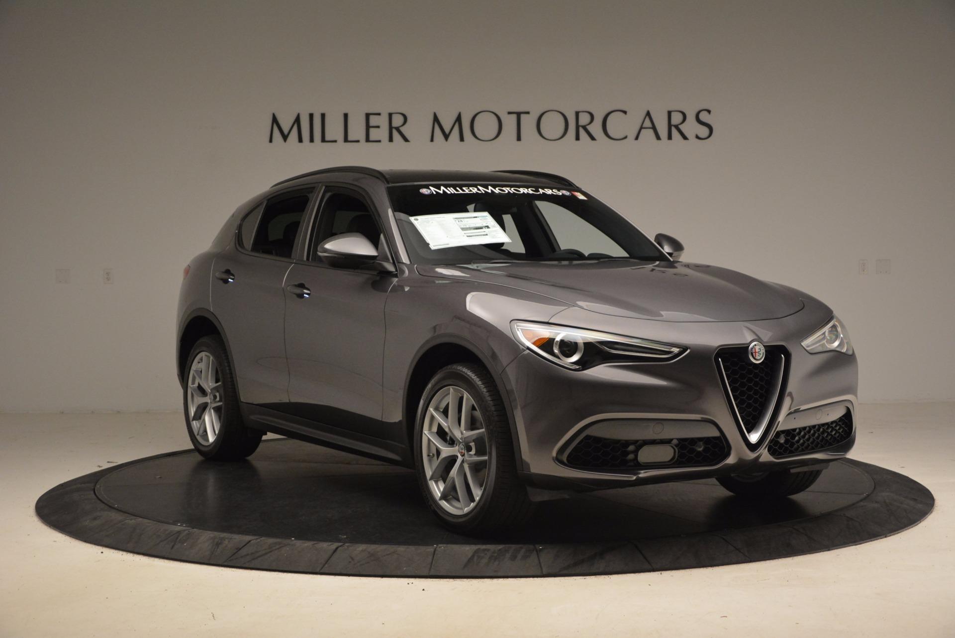 New 2018 Alfa Romeo Stelvio Ti Sport Q4 For Sale In Greenwich, CT. Alfa Romeo of Greenwich, L166 1353_p11