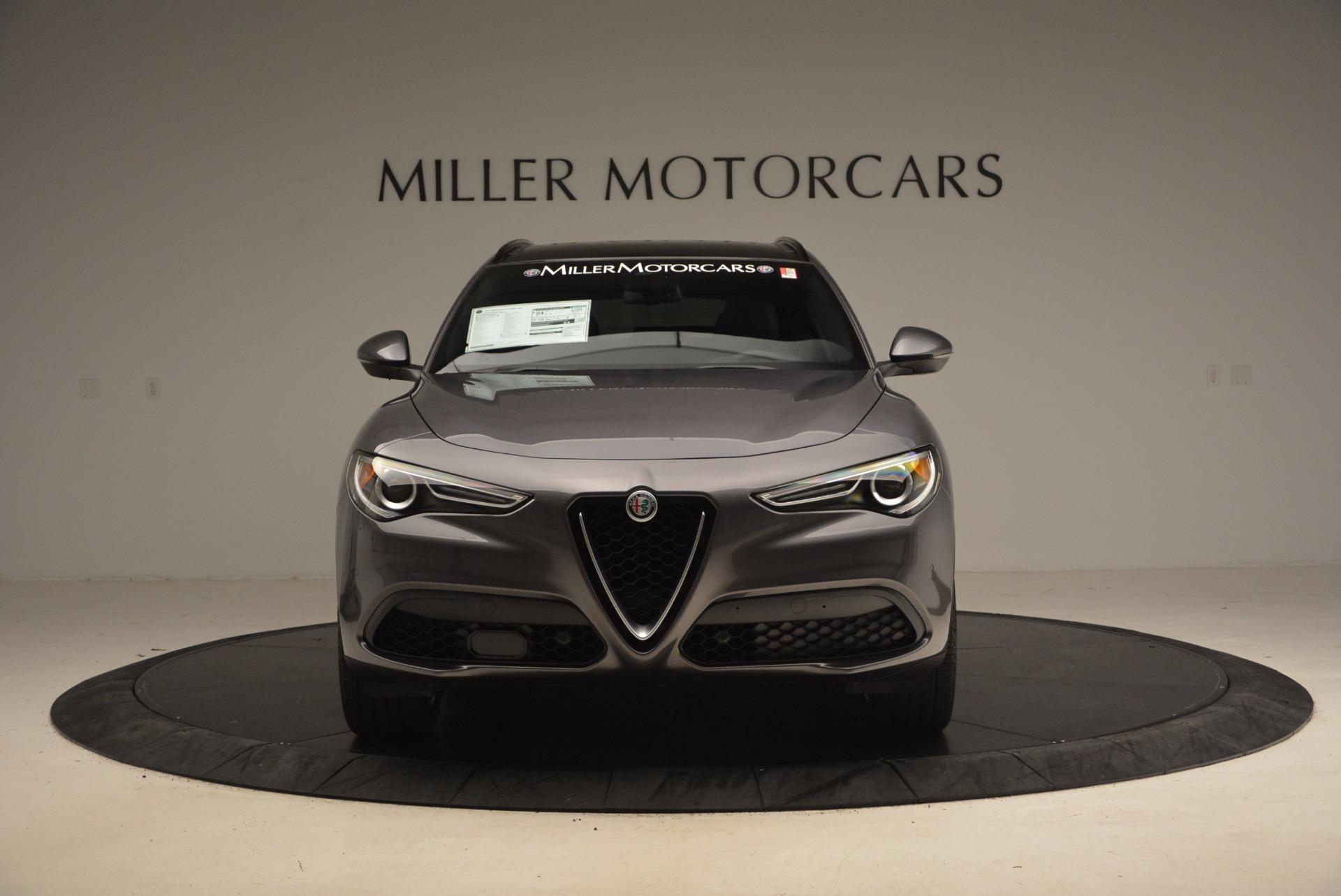 New 2018 Alfa Romeo Stelvio Ti Sport Q4 For Sale In Greenwich, CT. Alfa Romeo of Greenwich, L166 1353_p12