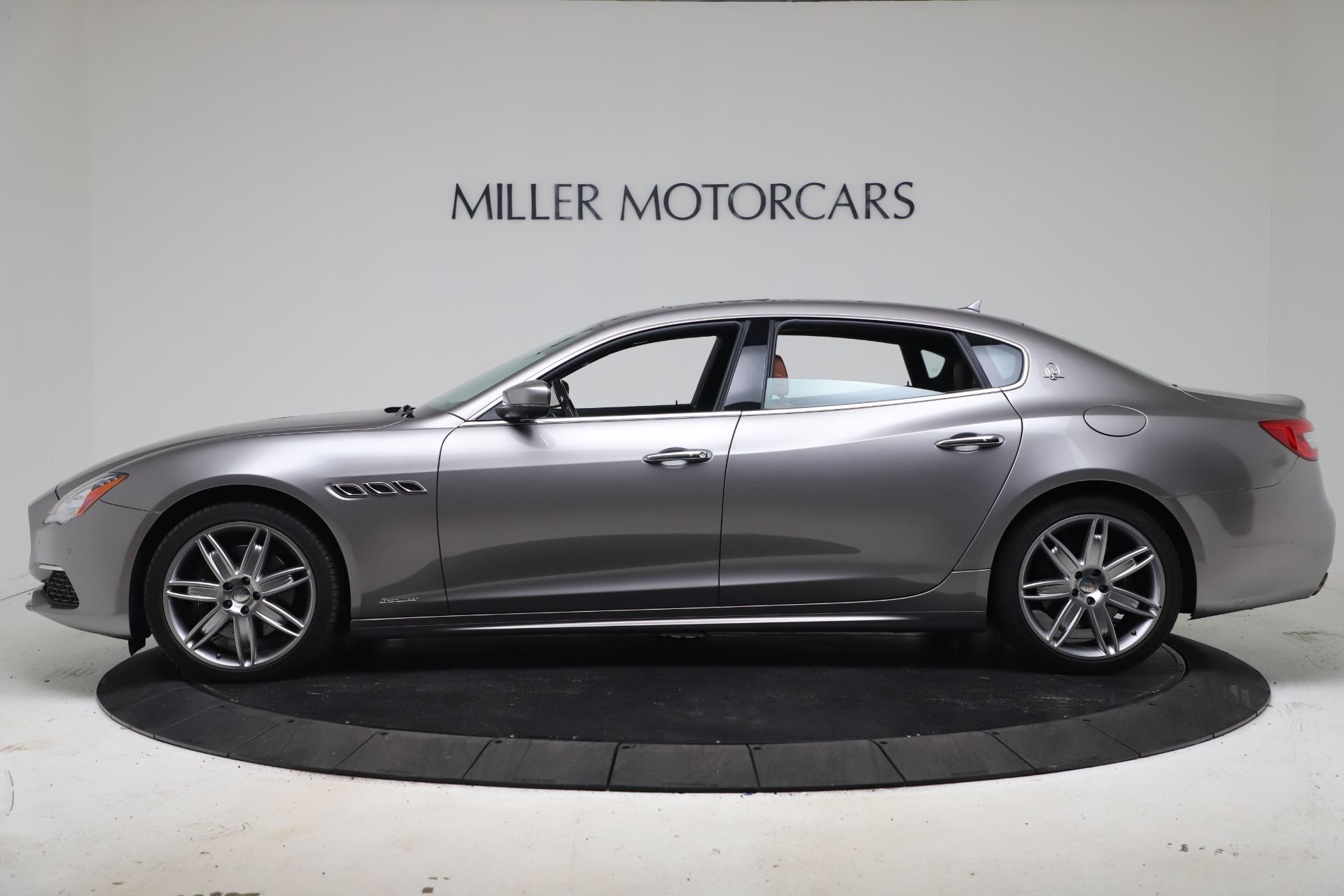 New 2017 Maserati Quattroporte SQ4 GranLusso/ Zegna For Sale In Greenwich, CT. Alfa Romeo of Greenwich, M1890 1355_p3