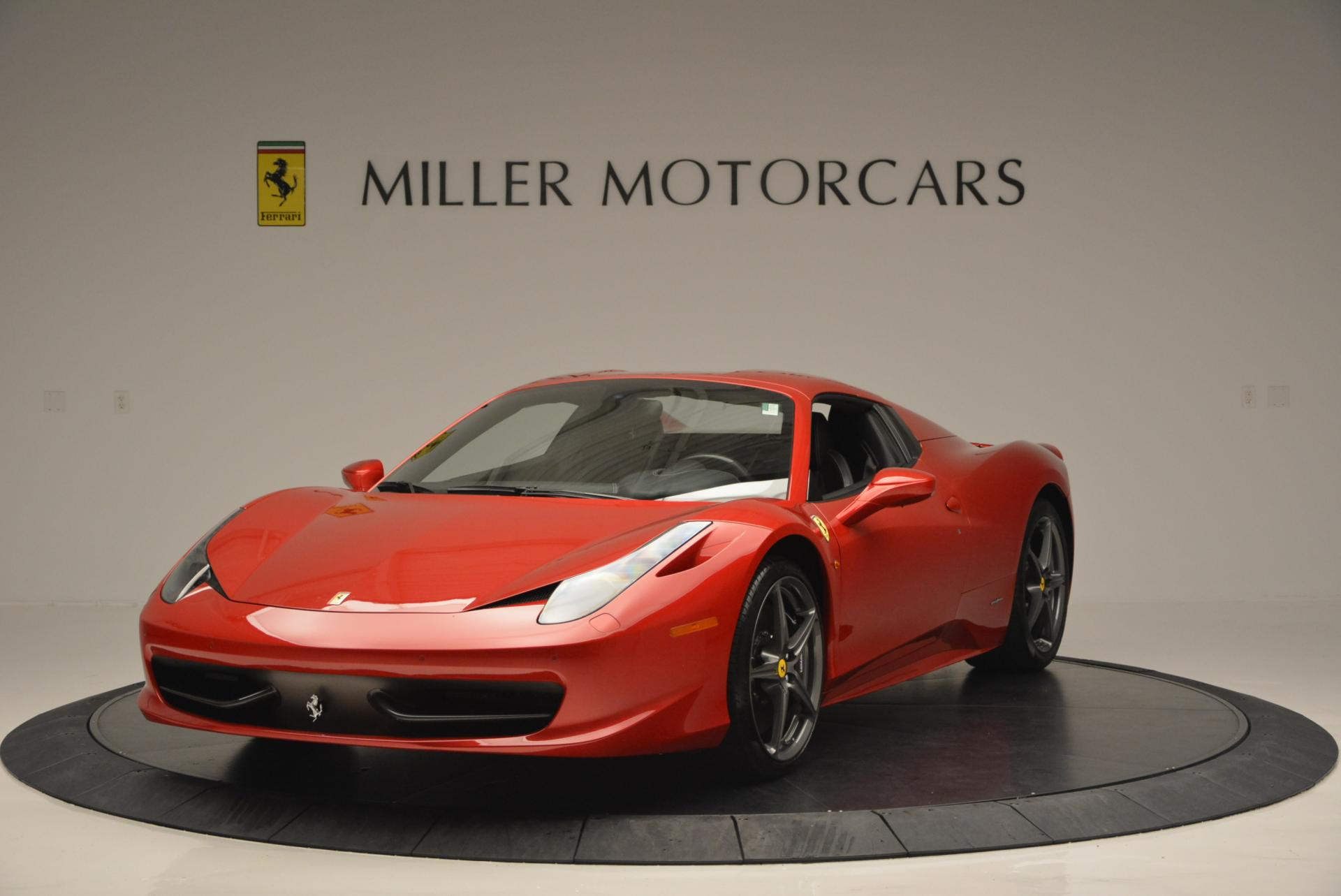 Used 2013 Ferrari 458 Spider  For Sale In Greenwich, CT. Alfa Romeo of Greenwich, 4322 136_p13