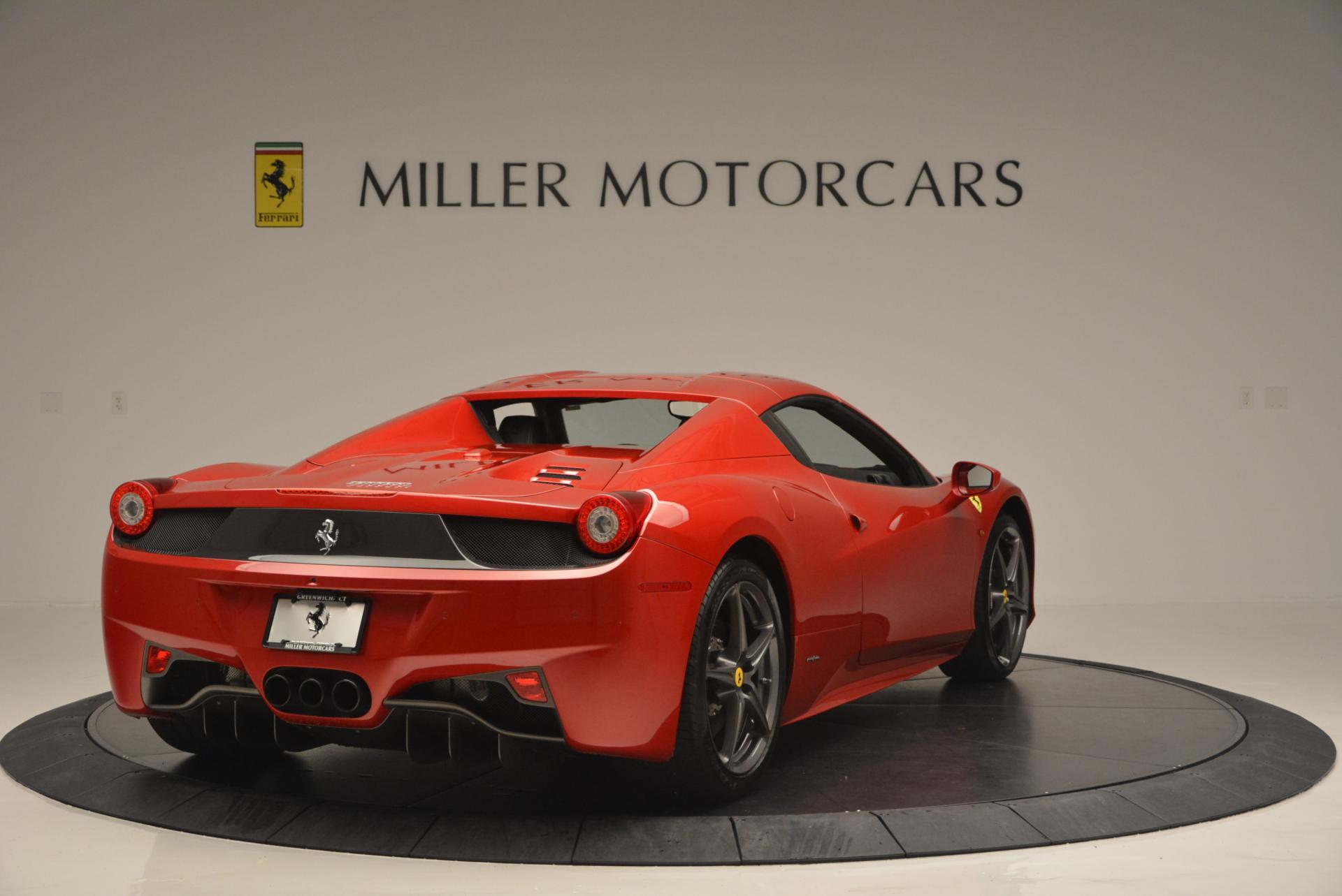 Used 2013 Ferrari 458 Spider  For Sale In Greenwich, CT. Alfa Romeo of Greenwich, 4322 136_p19