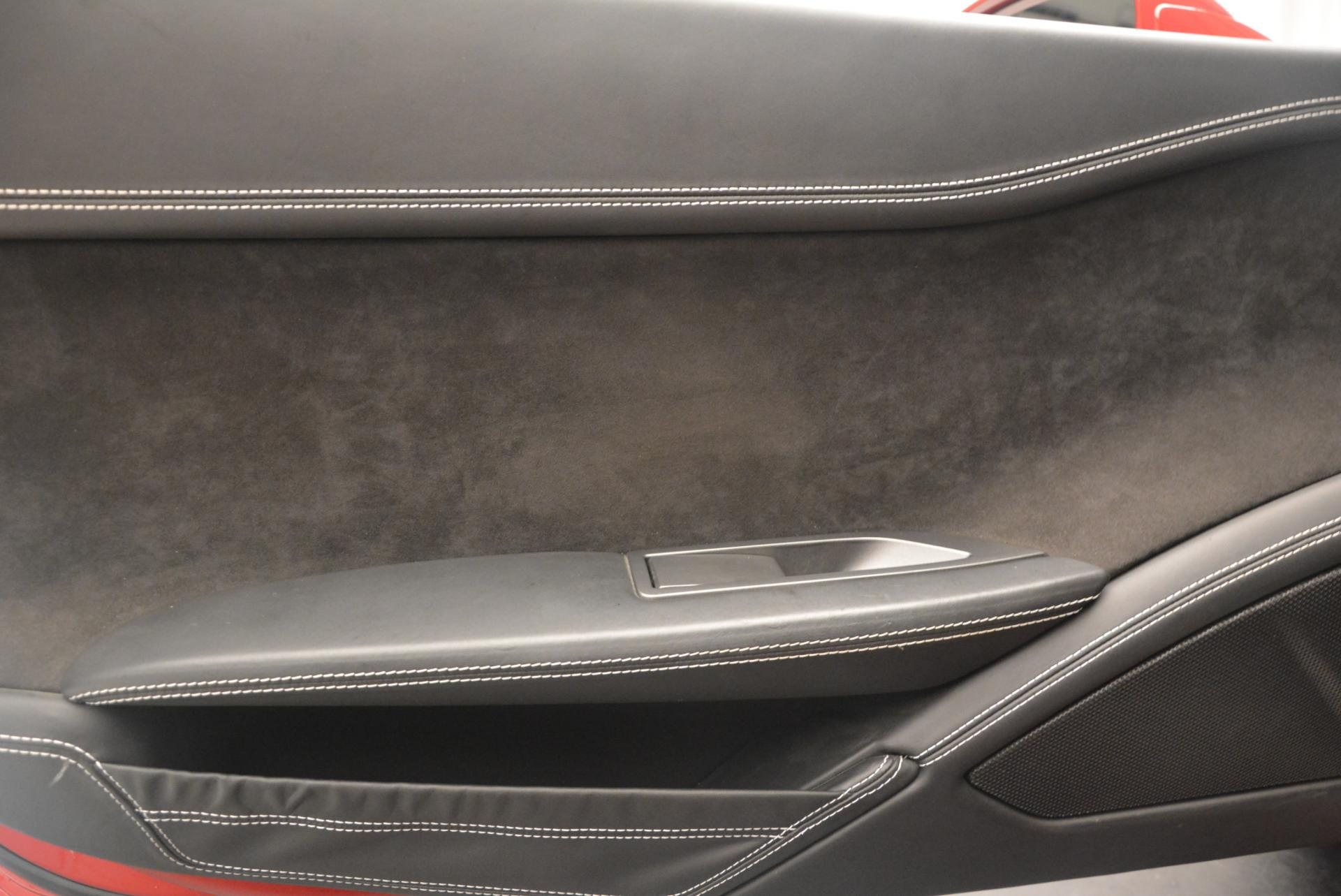 Used 2013 Ferrari 458 Spider  For Sale In Greenwich, CT. Alfa Romeo of Greenwich, 4322 136_p28