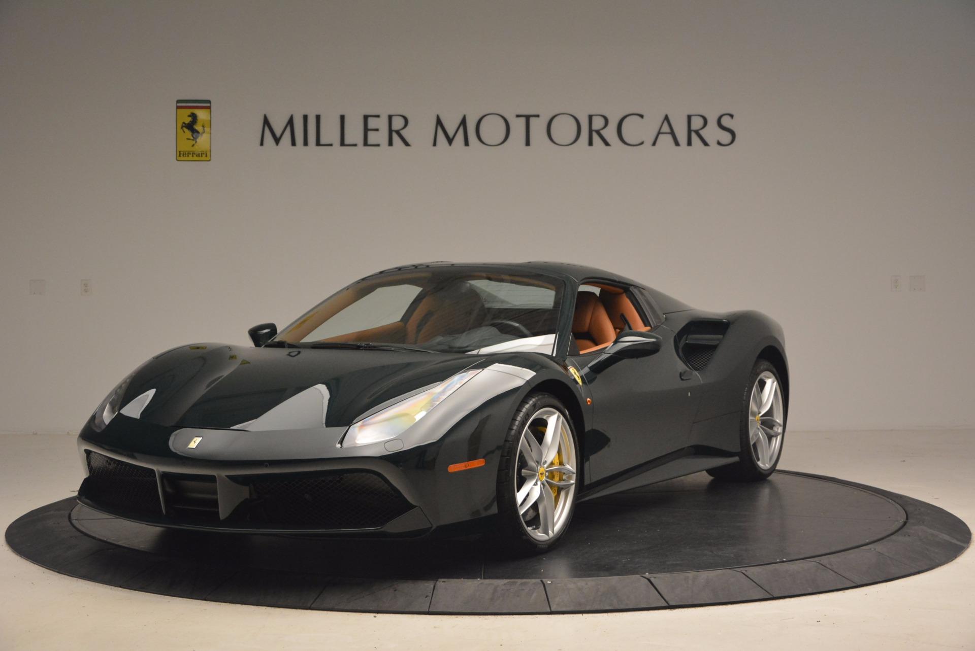 Used 2016 Ferrari 488 Spider  For Sale In Greenwich, CT. Alfa Romeo of Greenwich, 4402 1361_p13