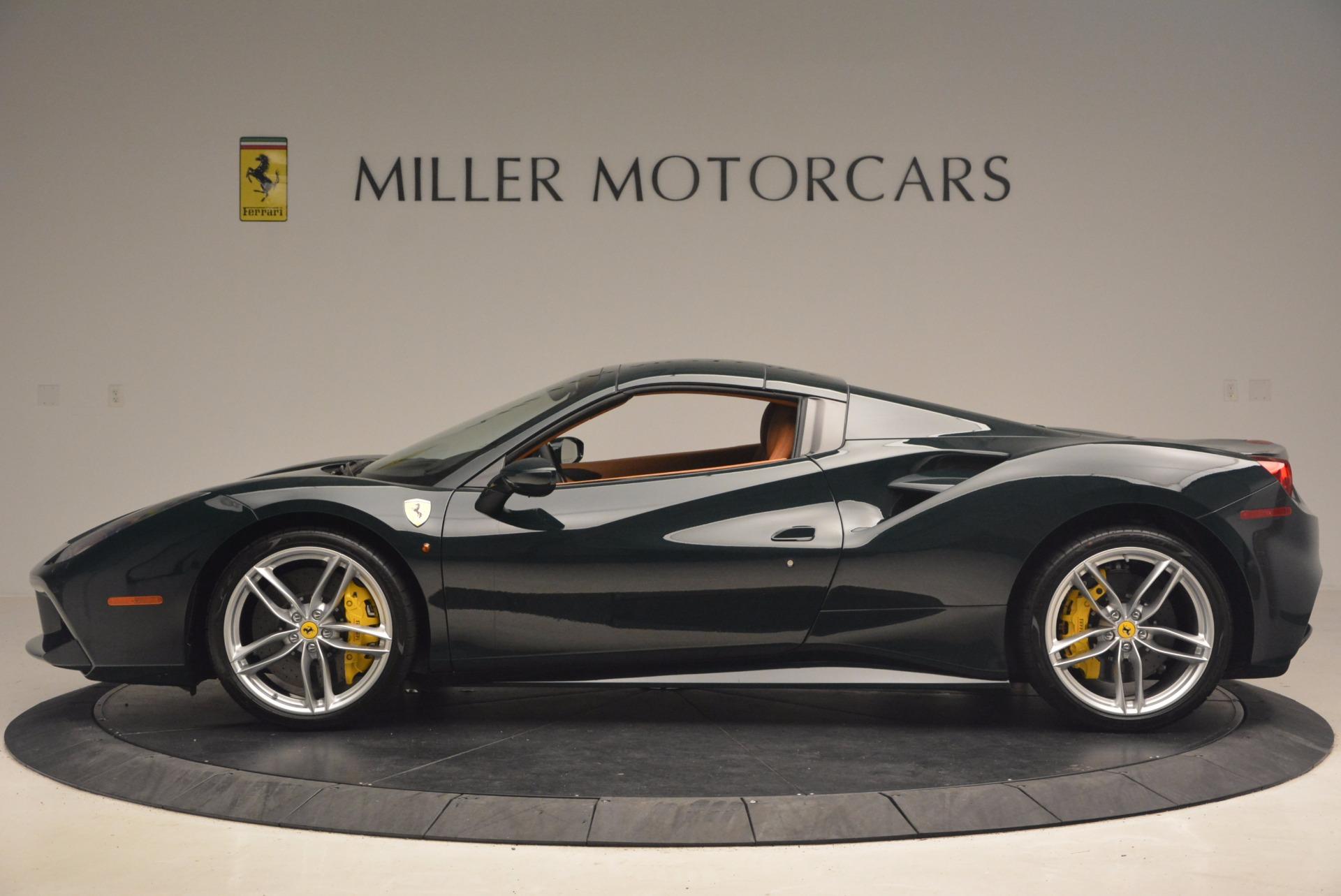 Used 2016 Ferrari 488 Spider  For Sale In Greenwich, CT. Alfa Romeo of Greenwich, 4402 1361_p15