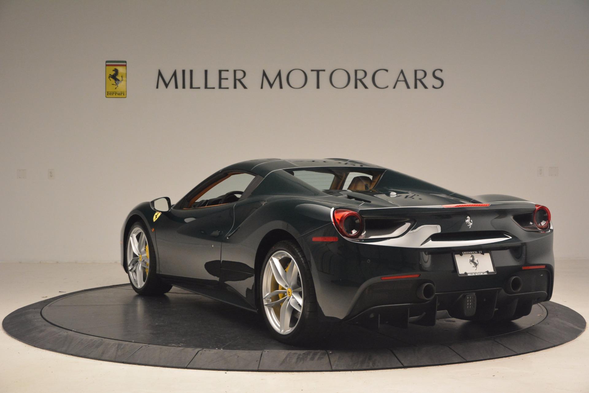 Used 2016 Ferrari 488 Spider  For Sale In Greenwich, CT. Alfa Romeo of Greenwich, 4402 1361_p17