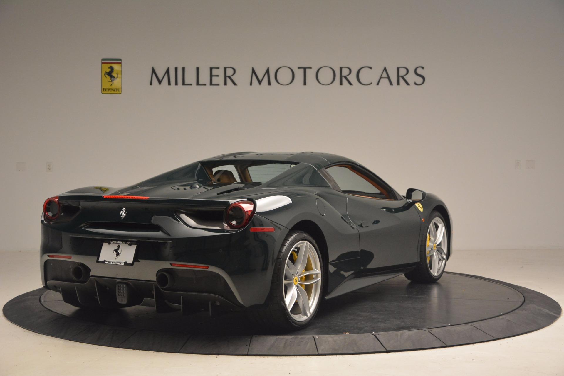 Used 2016 Ferrari 488 Spider  For Sale In Greenwich, CT. Alfa Romeo of Greenwich, 4402 1361_p19