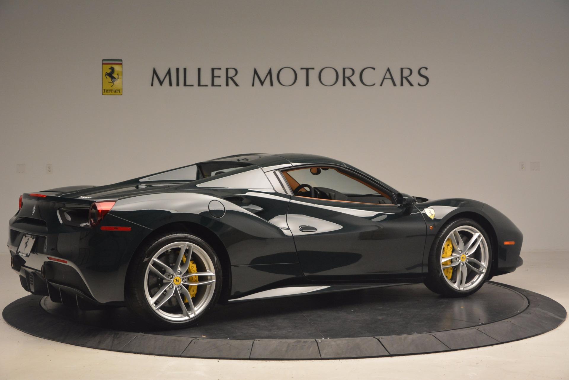 Used 2016 Ferrari 488 Spider  For Sale In Greenwich, CT. Alfa Romeo of Greenwich, 4402 1361_p20