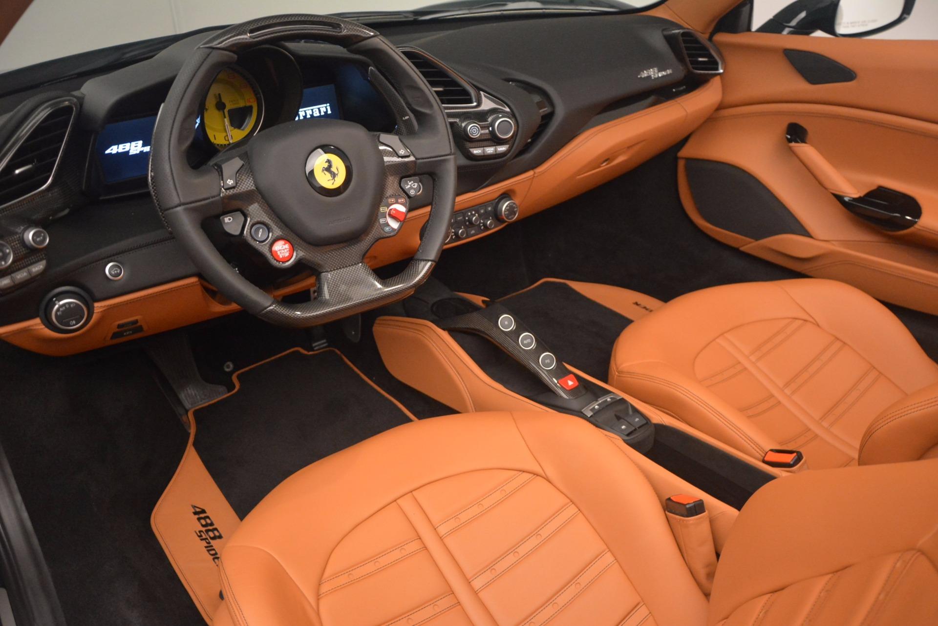 Used 2016 Ferrari 488 Spider  For Sale In Greenwich, CT. Alfa Romeo of Greenwich, 4402 1361_p25
