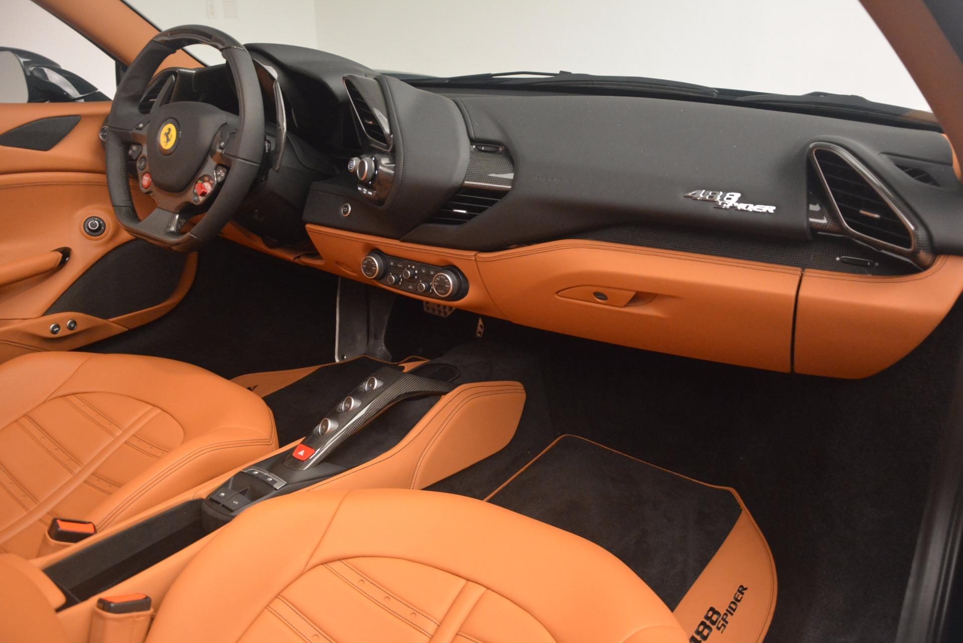 Used 2016 Ferrari 488 Spider  For Sale In Greenwich, CT. Alfa Romeo of Greenwich, 4402 1361_p29