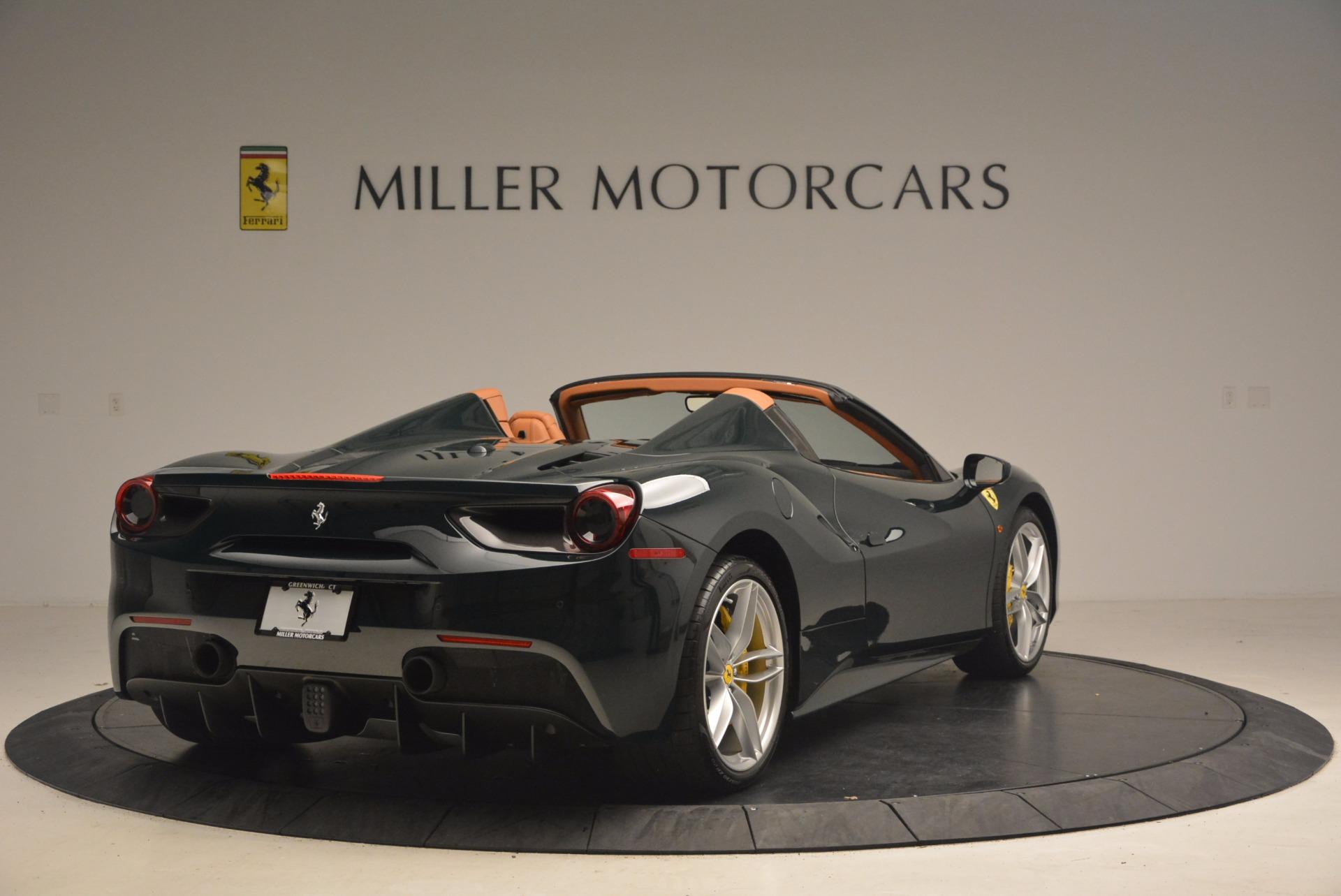 Used 2016 Ferrari 488 Spider  For Sale In Greenwich, CT. Alfa Romeo of Greenwich, 4402 1361_p7