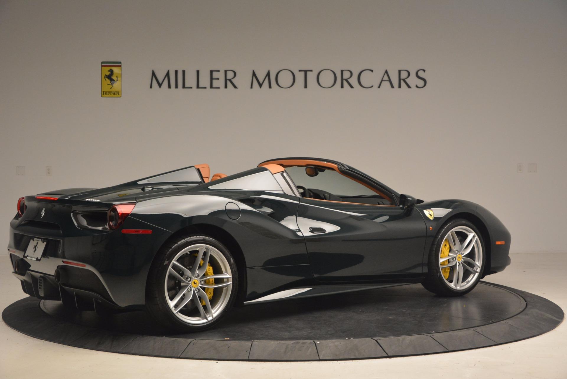 Used 2016 Ferrari 488 Spider  For Sale In Greenwich, CT. Alfa Romeo of Greenwich, 4402 1361_p8