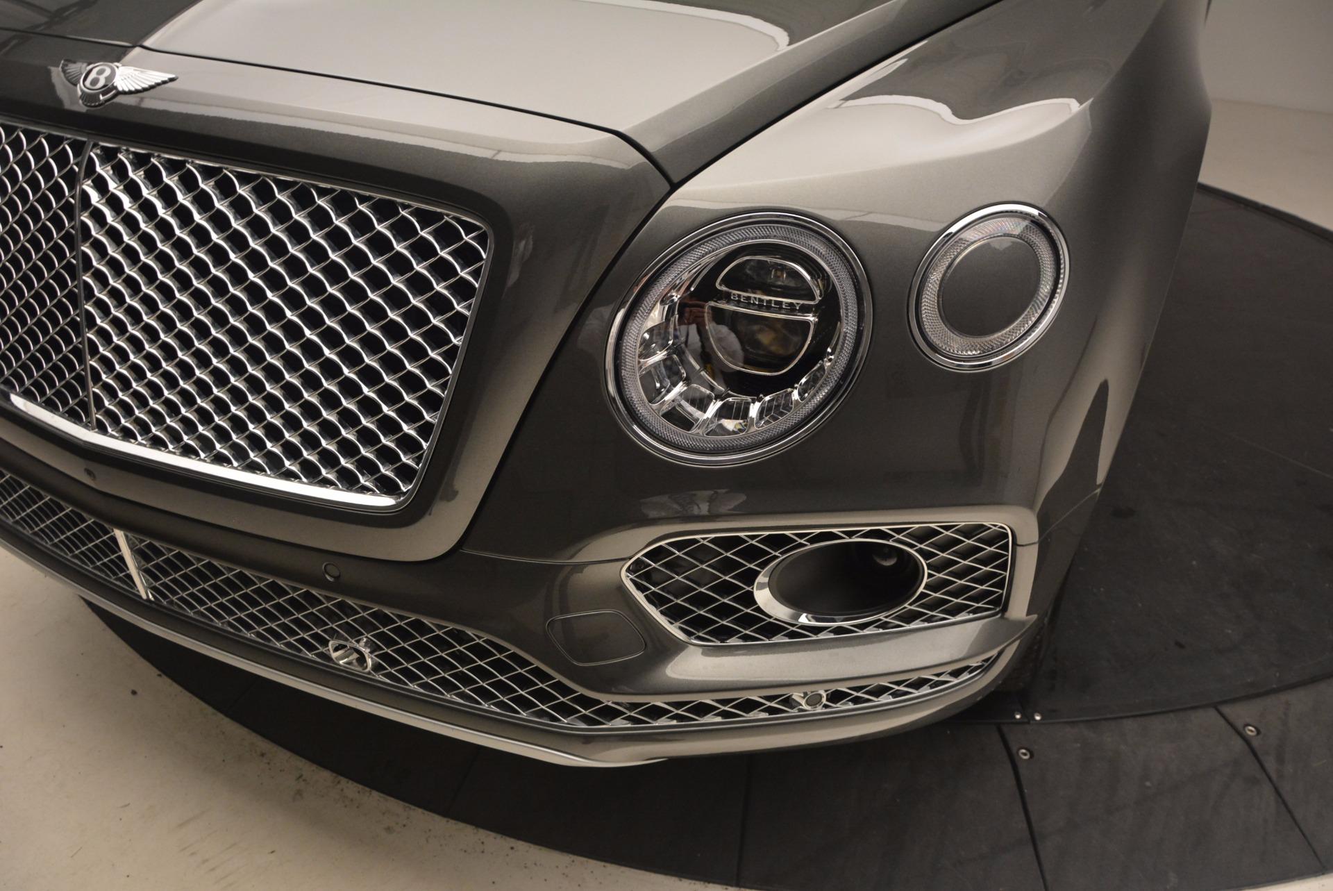 New 2018 Bentley Bentayga  For Sale In Greenwich, CT. Alfa Romeo of Greenwich, B1274 1363_p14