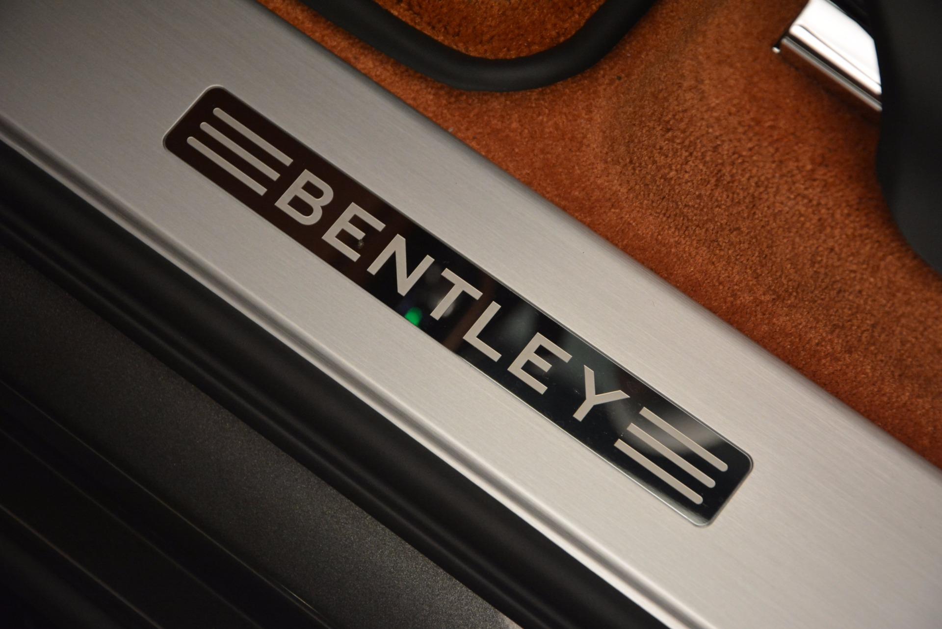 New 2018 Bentley Bentayga  For Sale In Greenwich, CT. Alfa Romeo of Greenwich, B1274 1363_p29