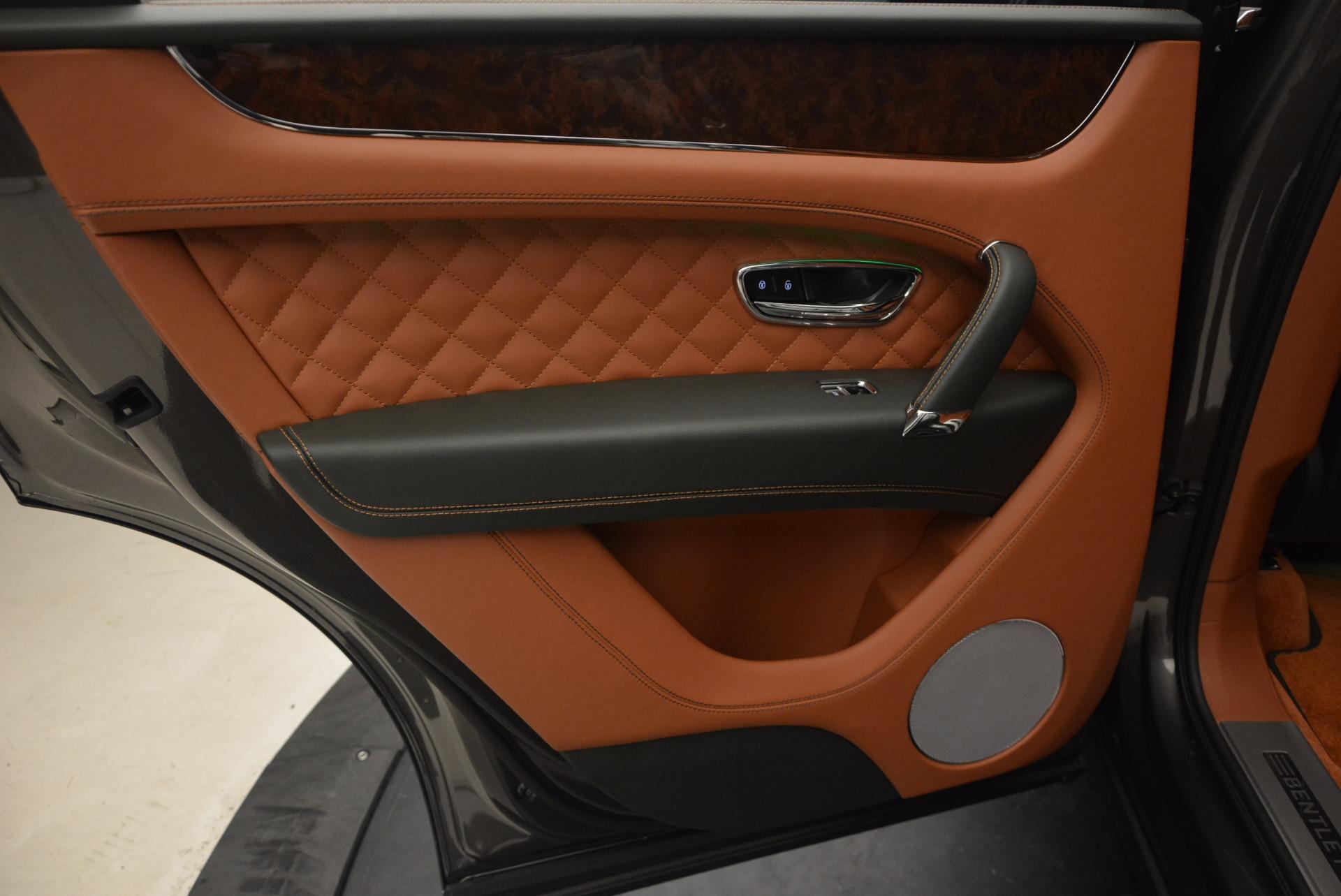 New 2018 Bentley Bentayga  For Sale In Greenwich, CT. Alfa Romeo of Greenwich, B1274 1363_p31