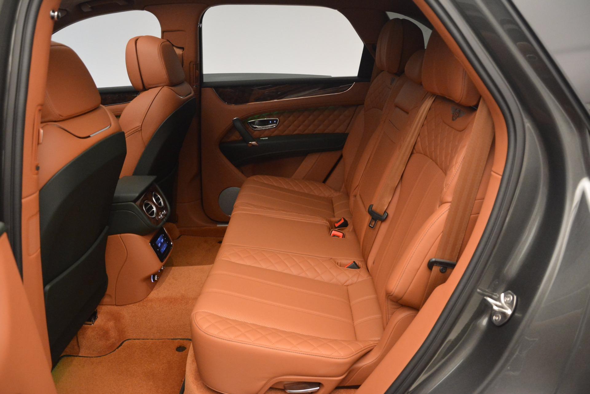 New 2018 Bentley Bentayga  For Sale In Greenwich, CT. Alfa Romeo of Greenwich, B1274 1363_p33