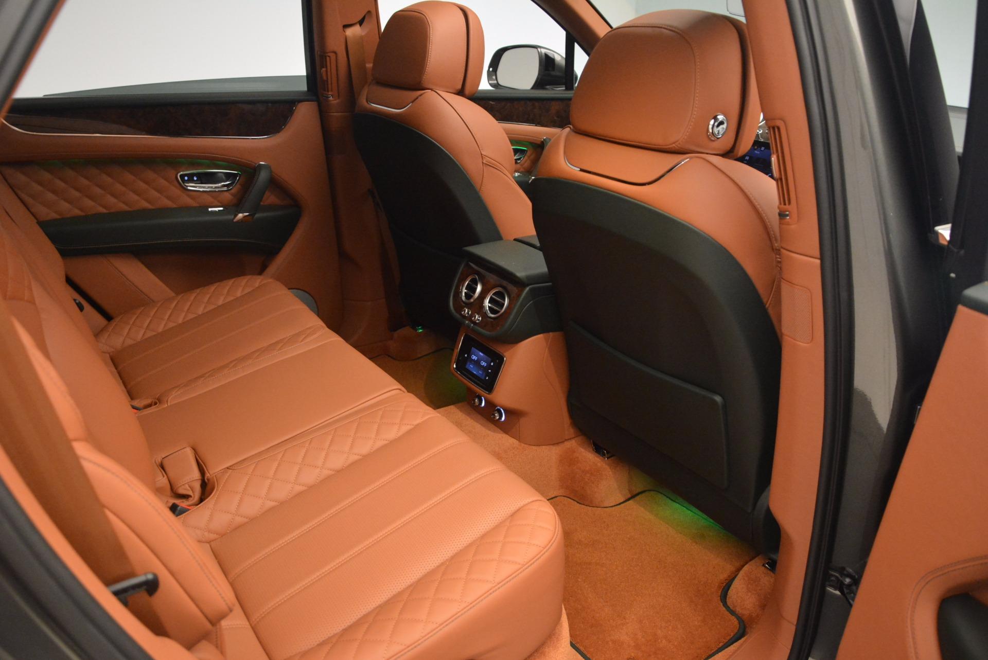 New 2018 Bentley Bentayga  For Sale In Greenwich, CT. Alfa Romeo of Greenwich, B1274 1363_p38