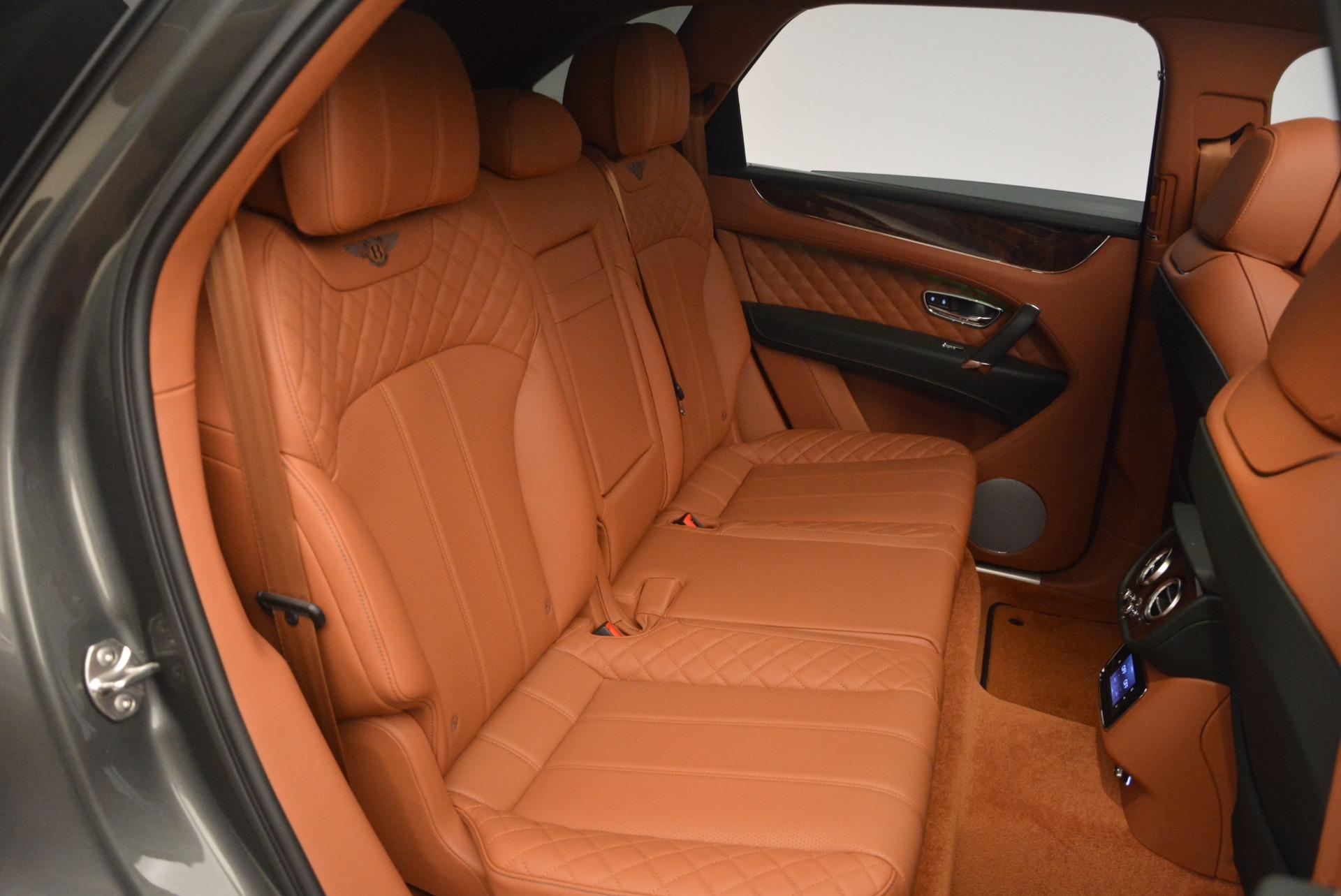 New 2018 Bentley Bentayga  For Sale In Greenwich, CT. Alfa Romeo of Greenwich, B1274 1363_p40
