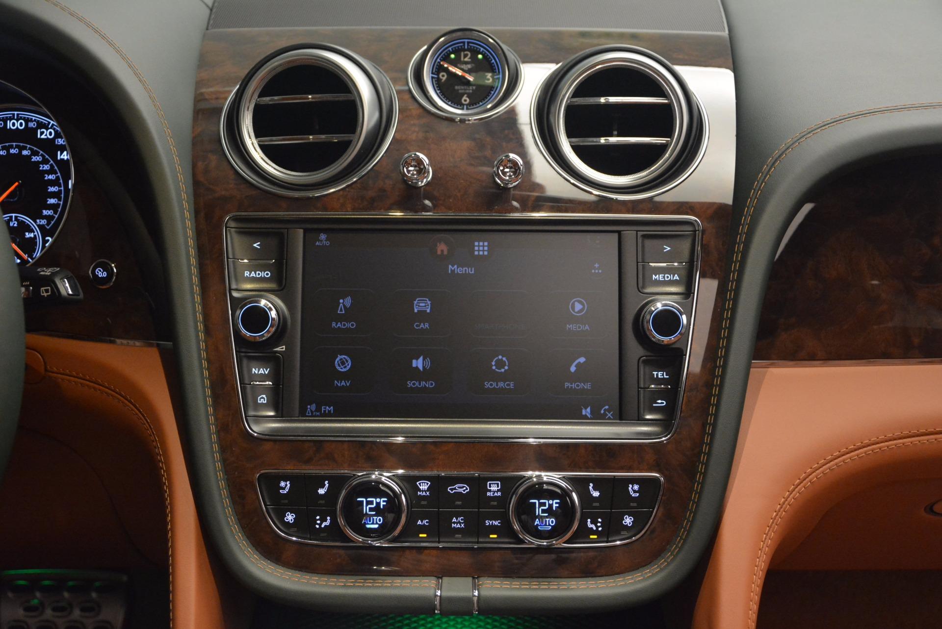 New 2018 Bentley Bentayga  For Sale In Greenwich, CT. Alfa Romeo of Greenwich, B1274 1363_p51