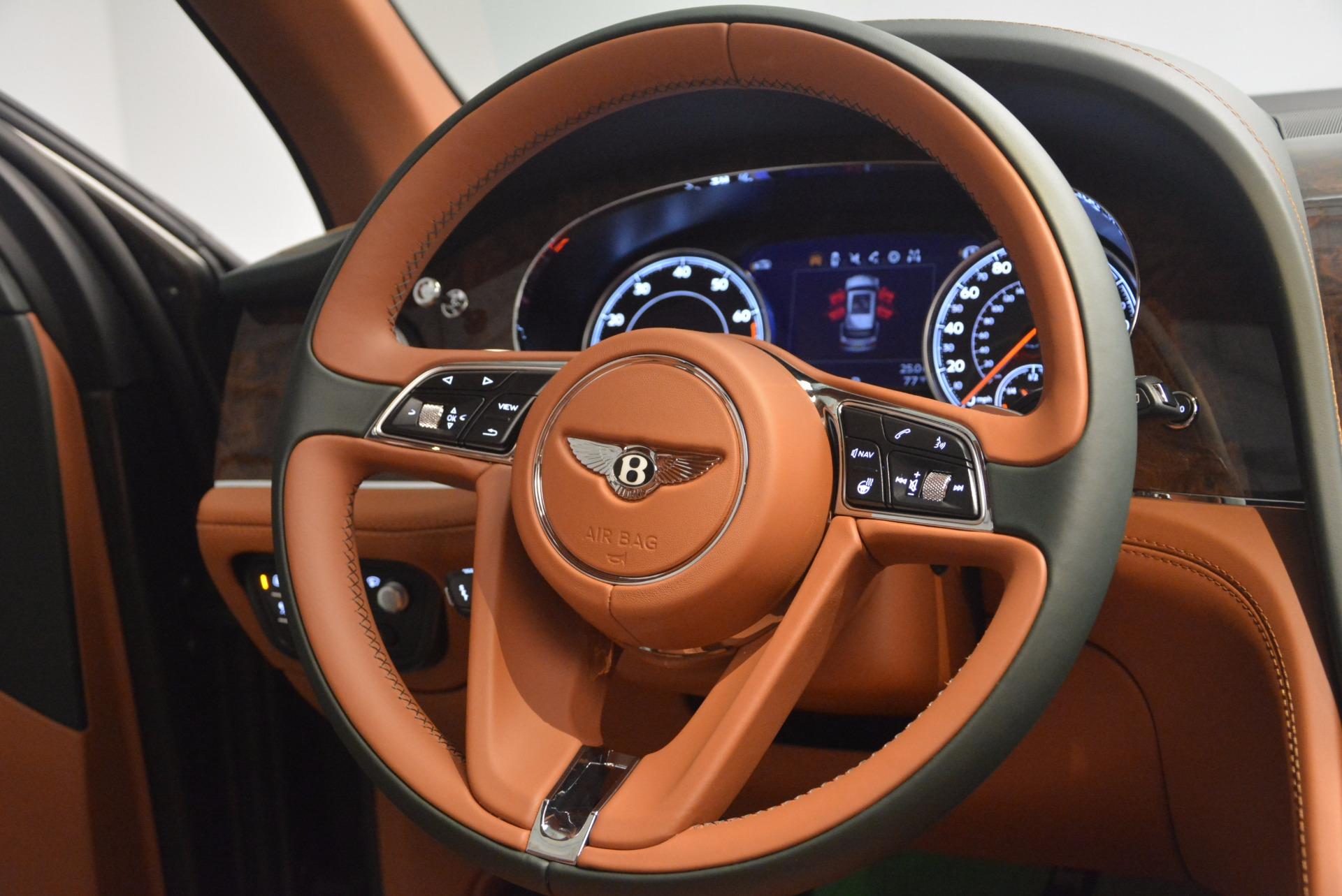New 2018 Bentley Bentayga  For Sale In Greenwich, CT. Alfa Romeo of Greenwich, B1274 1363_p55