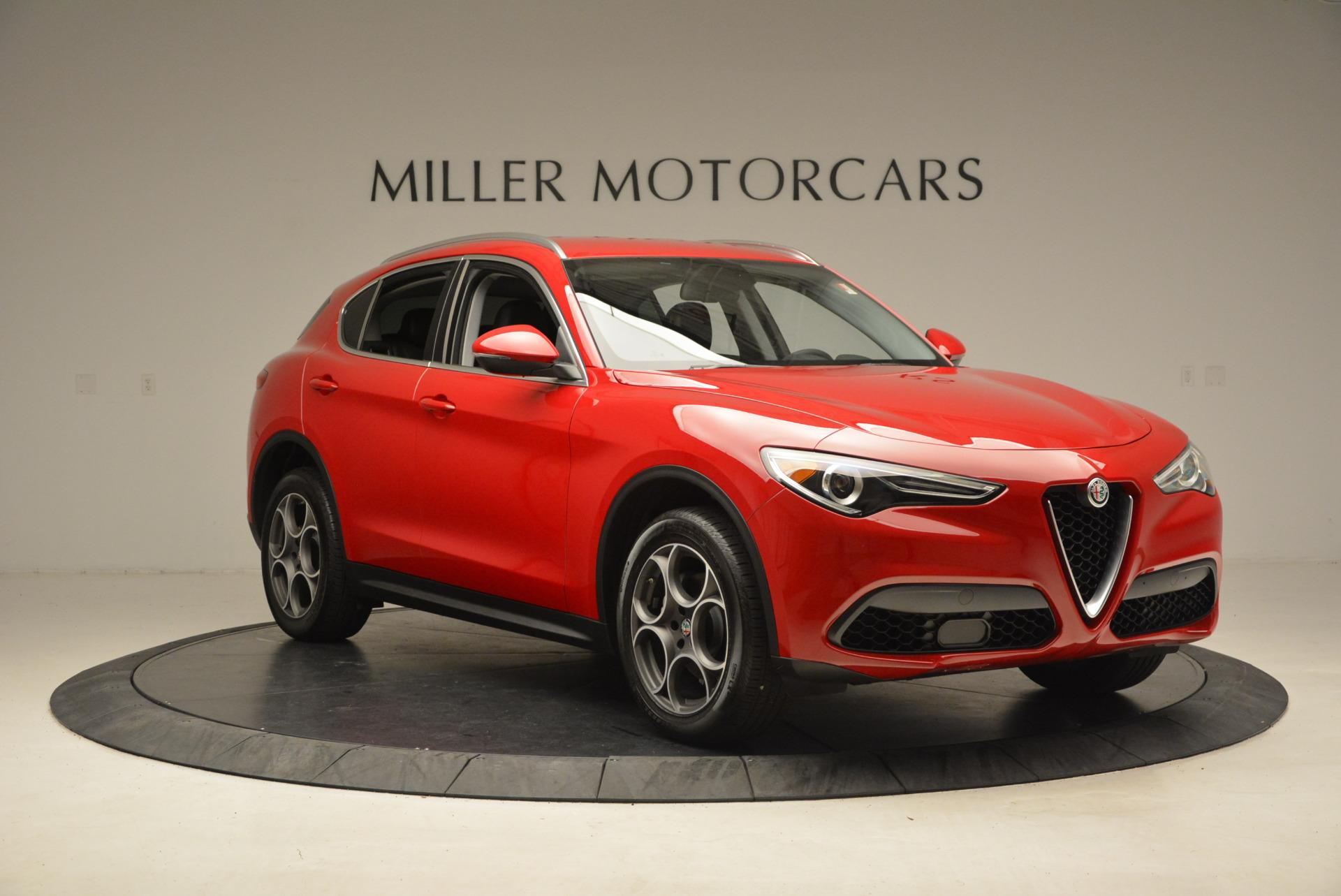 New 2018 Alfa Romeo Stelvio Q4 For Sale In Greenwich, CT. Alfa Romeo of Greenwich, L167 1365_p11