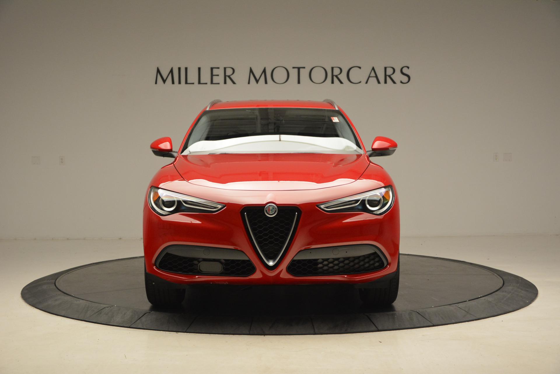New 2018 Alfa Romeo Stelvio Q4 For Sale In Greenwich, CT. Alfa Romeo of Greenwich, L167 1365_p12