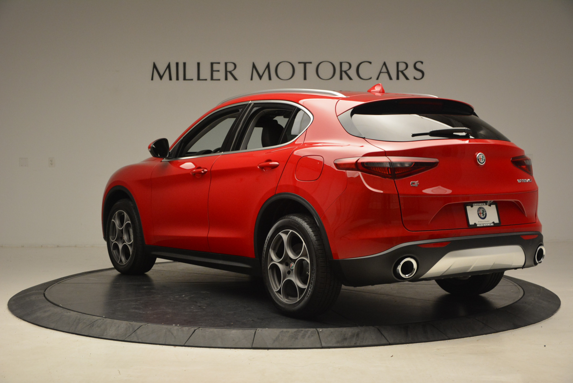 New 2018 Alfa Romeo Stelvio Q4 For Sale In Greenwich, CT. Alfa Romeo of Greenwich, L167 1365_p5