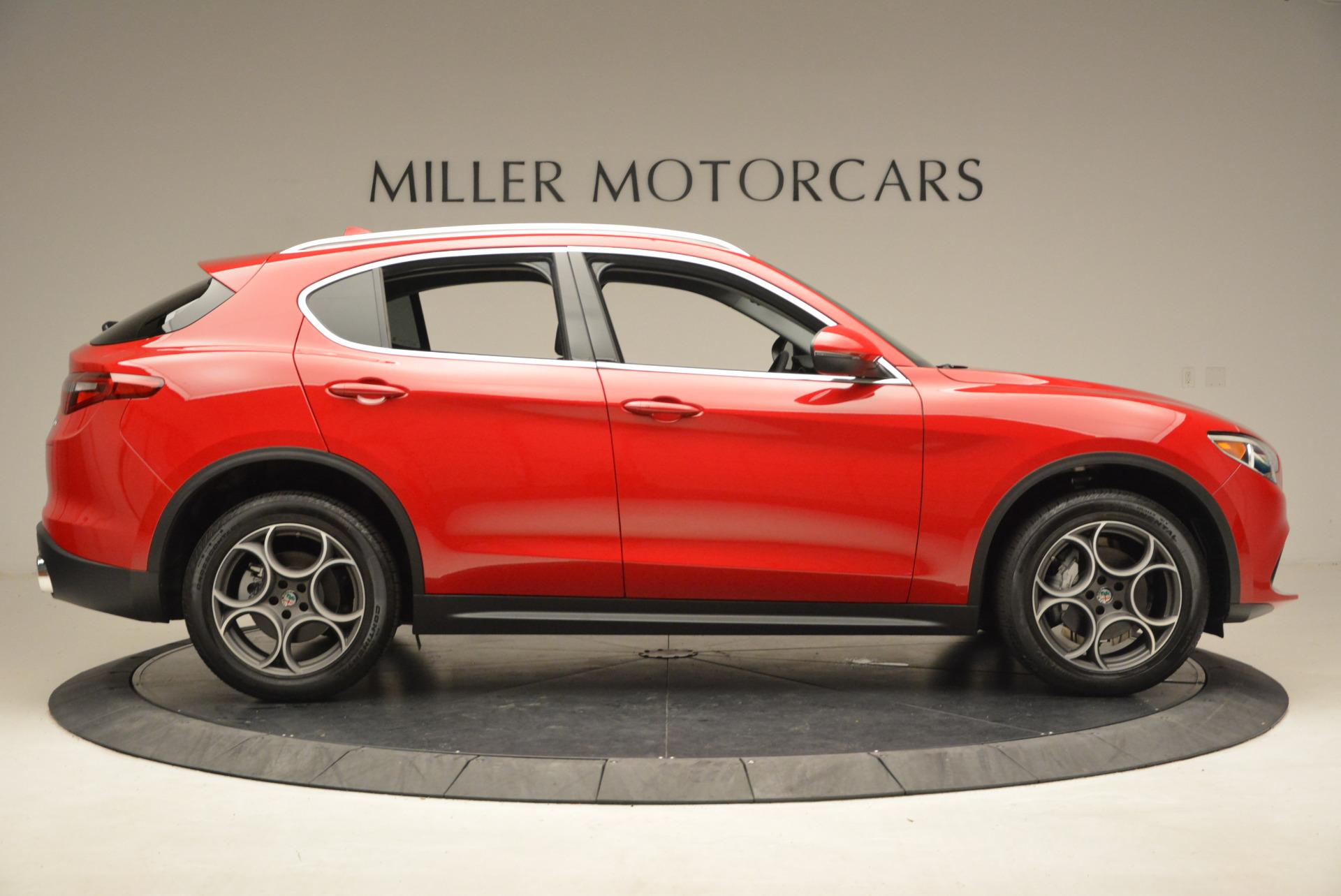 New 2018 Alfa Romeo Stelvio Q4 For Sale In Greenwich, CT. Alfa Romeo of Greenwich, L167 1365_p9