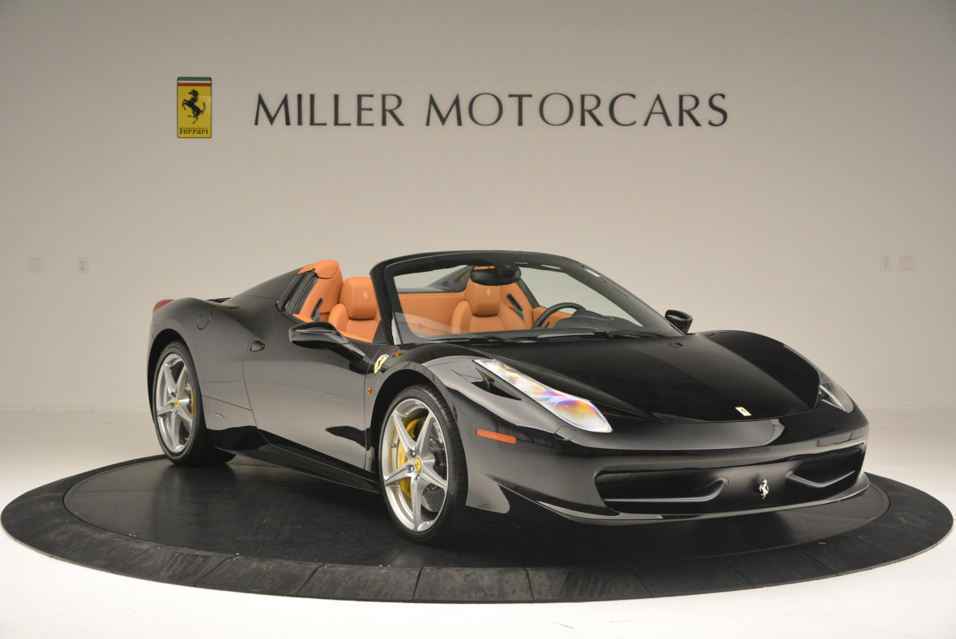 Used 2015 Ferrari 458 Spider  For Sale In Greenwich, CT. Alfa Romeo of Greenwich, 4313 137_p11
