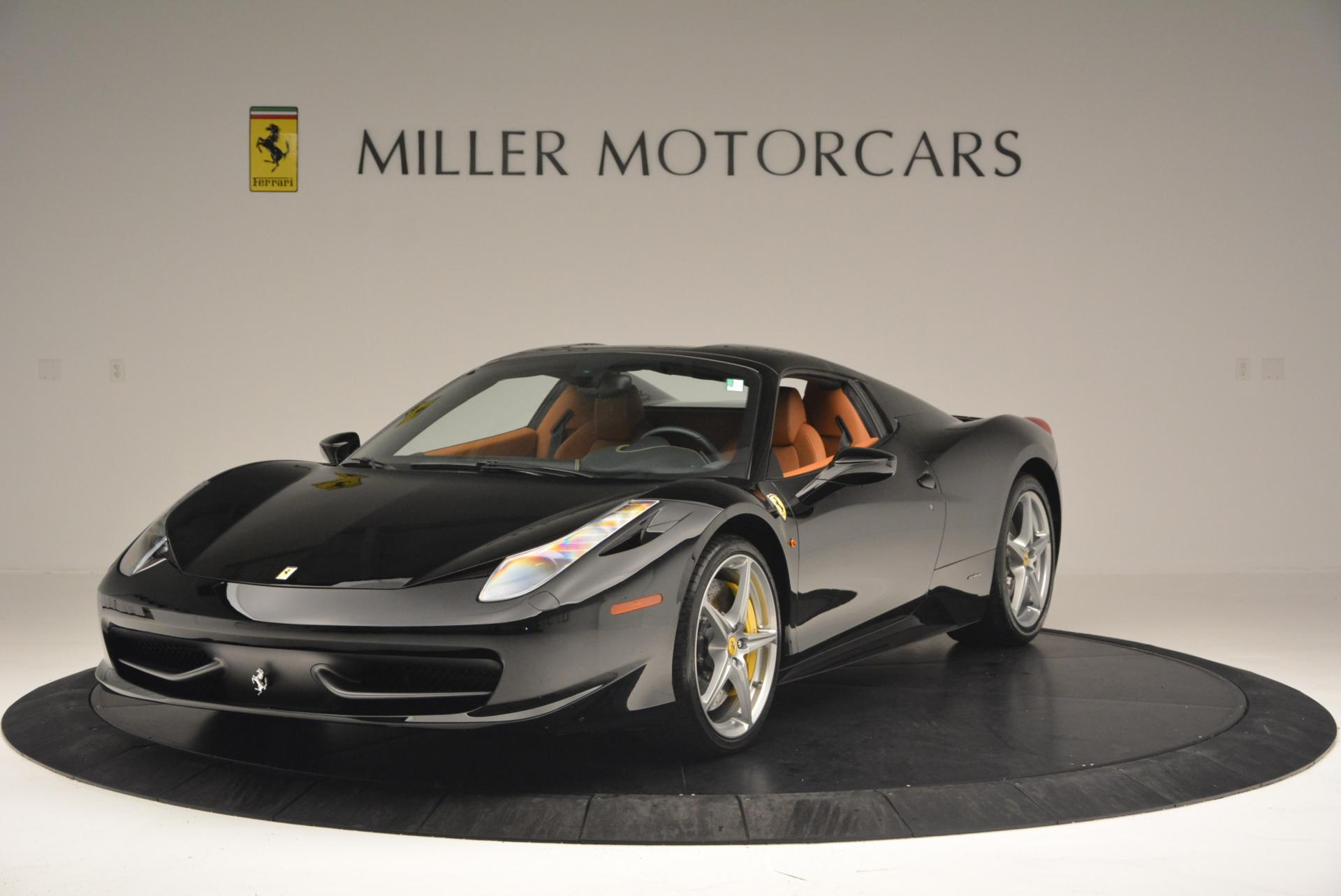 Used 2015 Ferrari 458 Spider  For Sale In Greenwich, CT. Alfa Romeo of Greenwich, 4313 137_p13