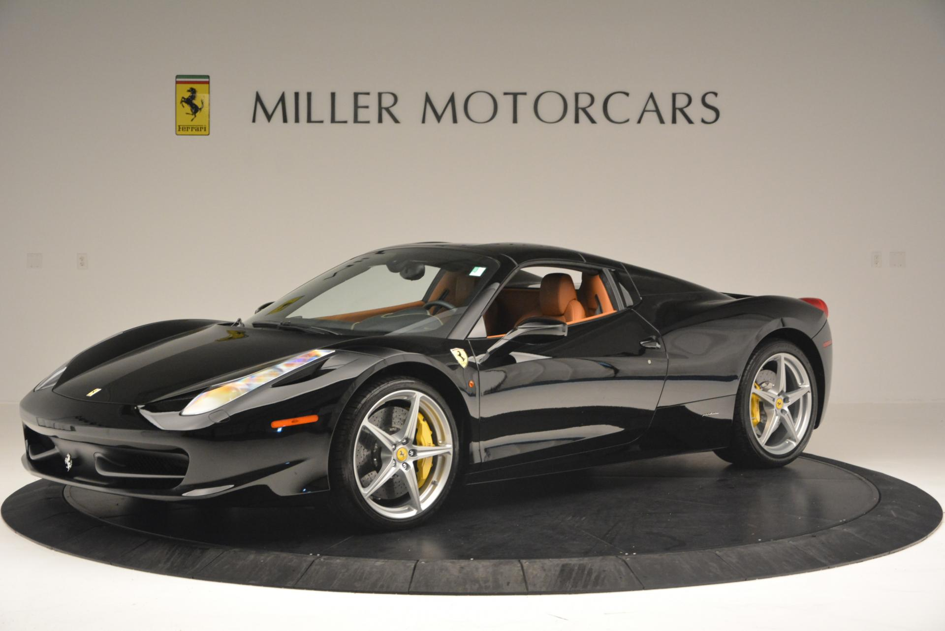 Used 2015 Ferrari 458 Spider  For Sale In Greenwich, CT. Alfa Romeo of Greenwich, 4313 137_p14